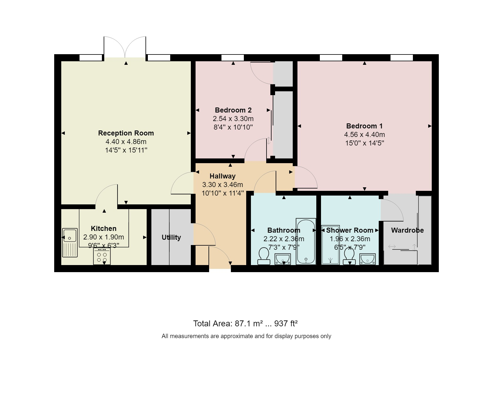 7 Wildwood Court Floorplan