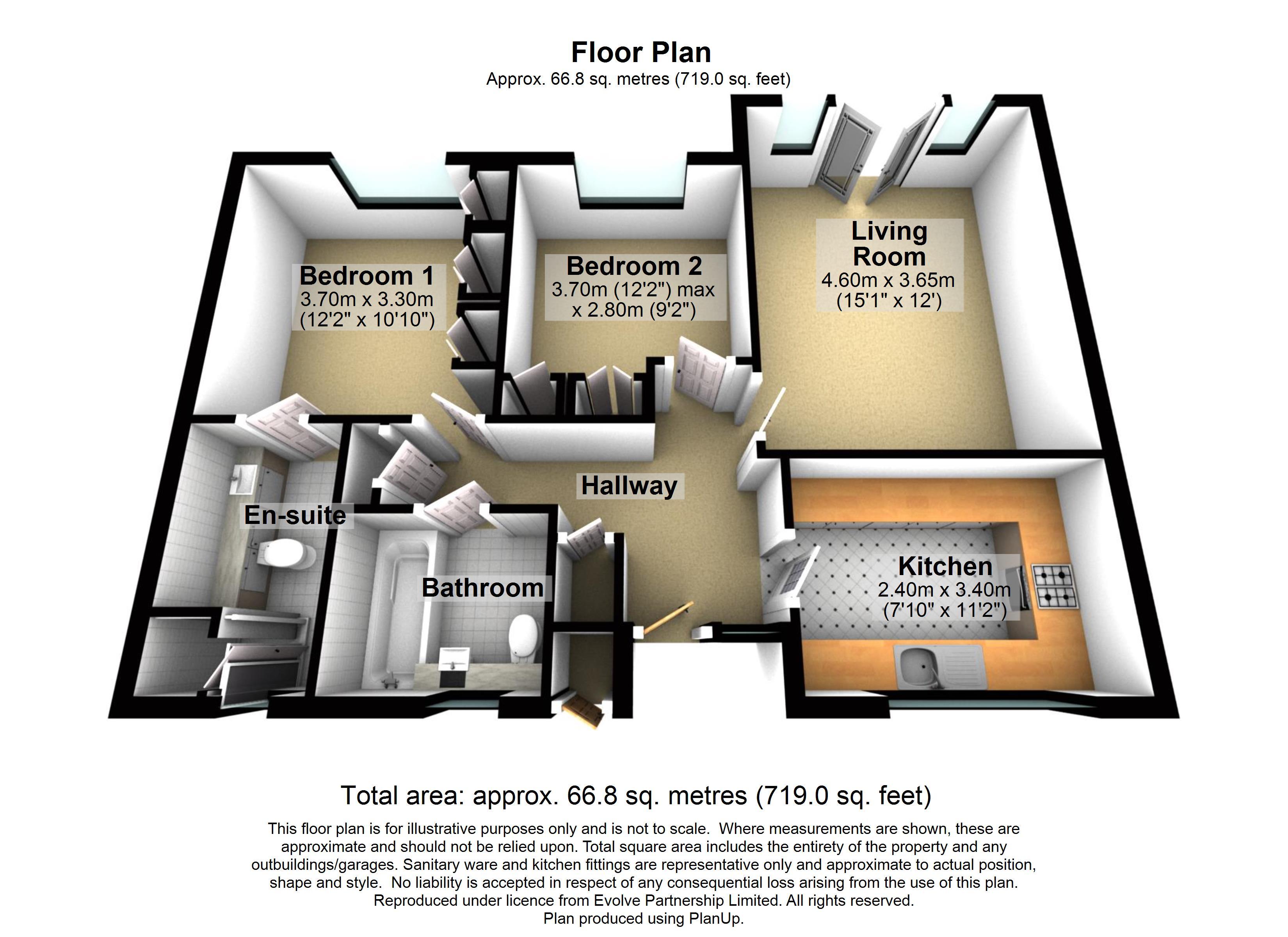 7 Forest Walk Floorplan