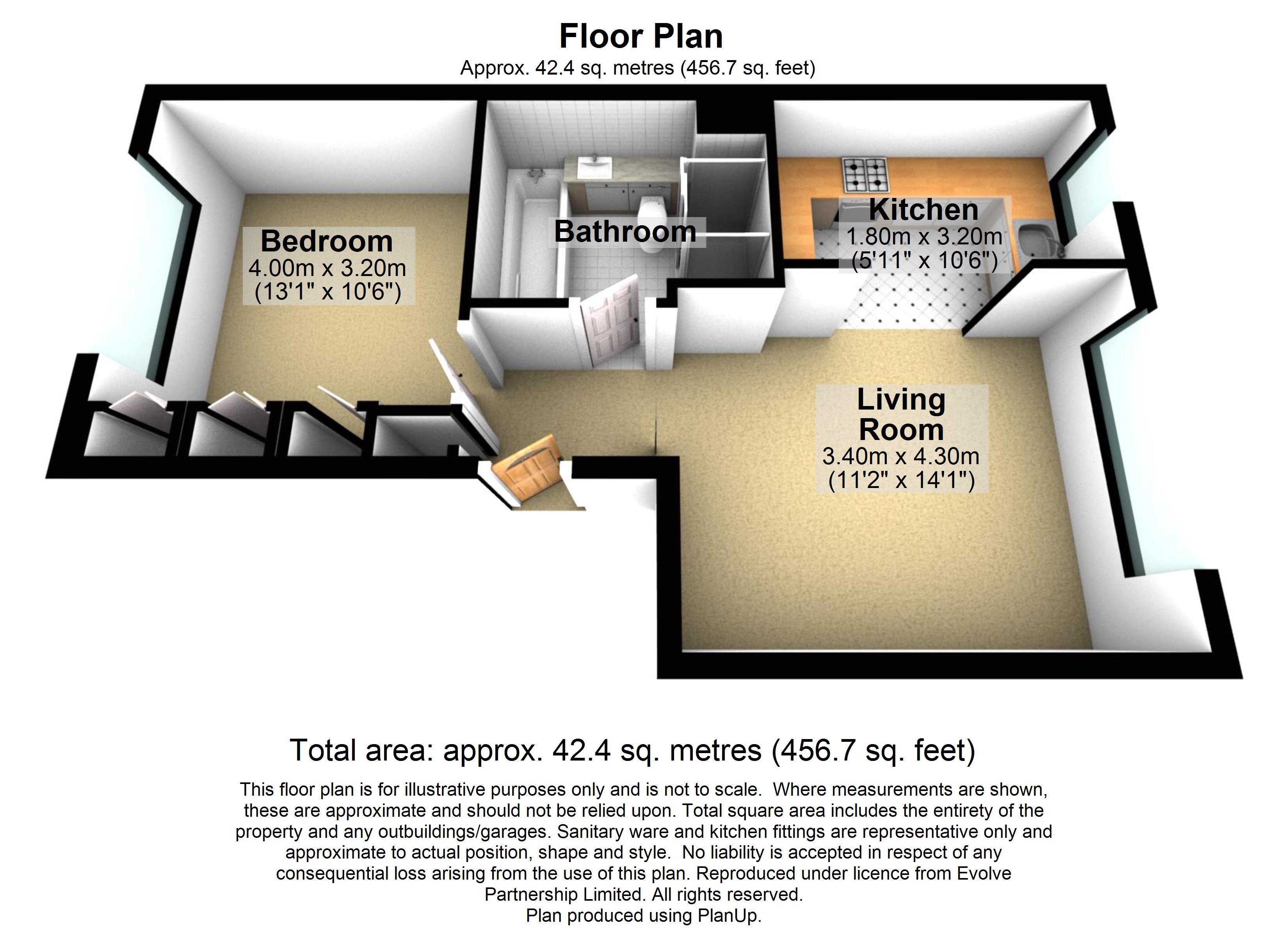19 Abbey Close Floorplan