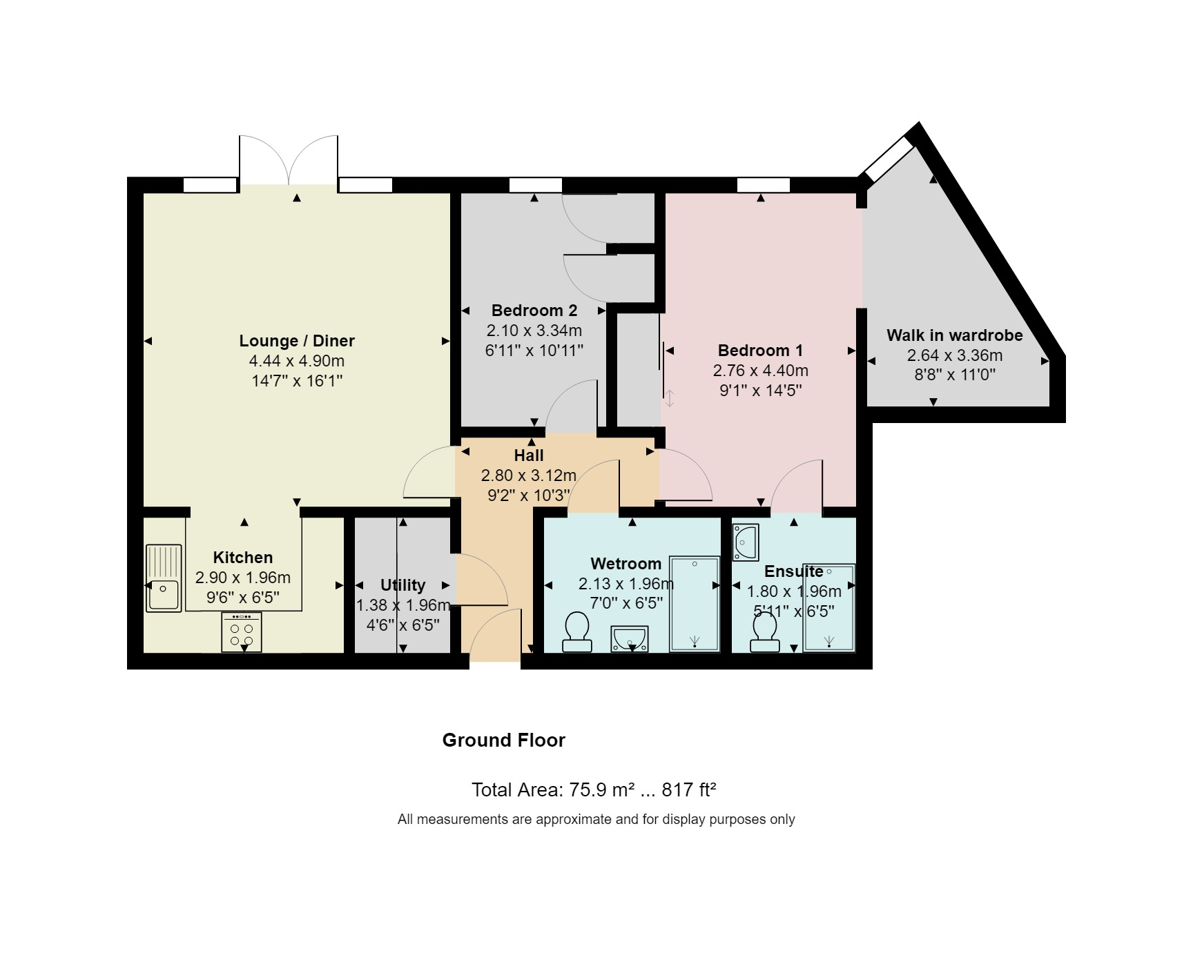 20 Woodland Place Floorplan
