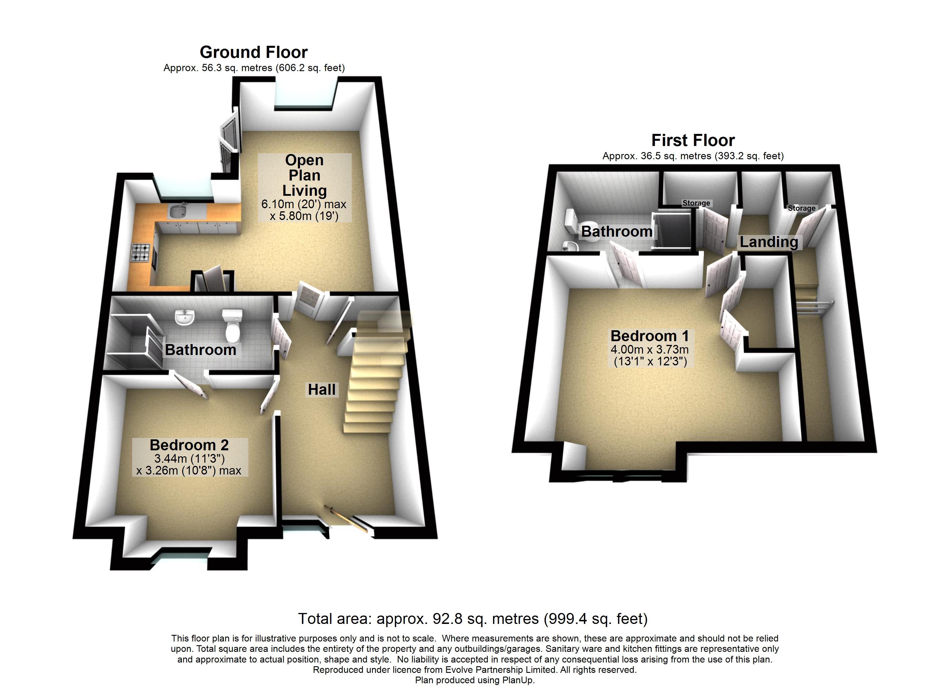 New Build, 55 The Martingale Floorplan