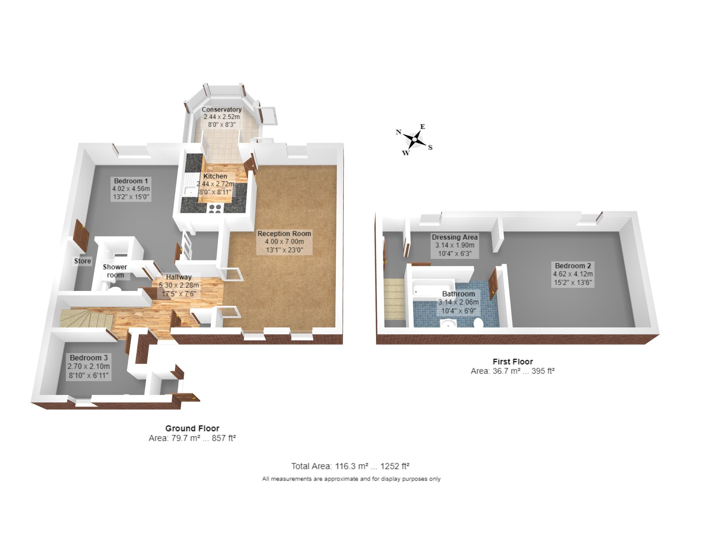 14 Whybrow Gardens Floorplan