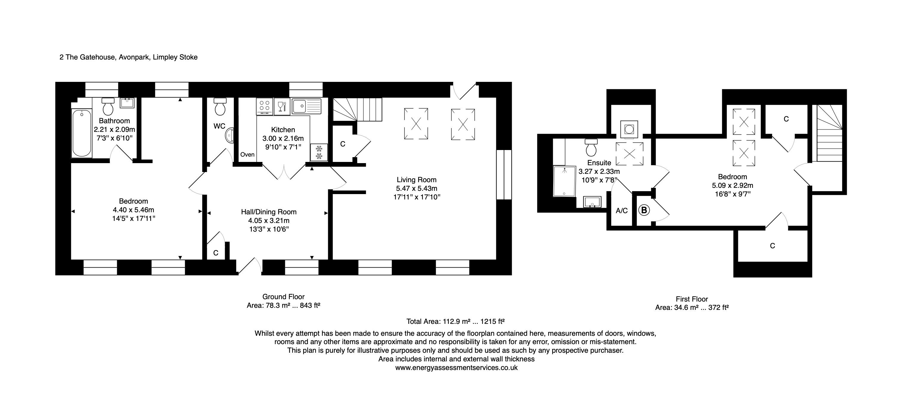 02 The Gate House Floorplan