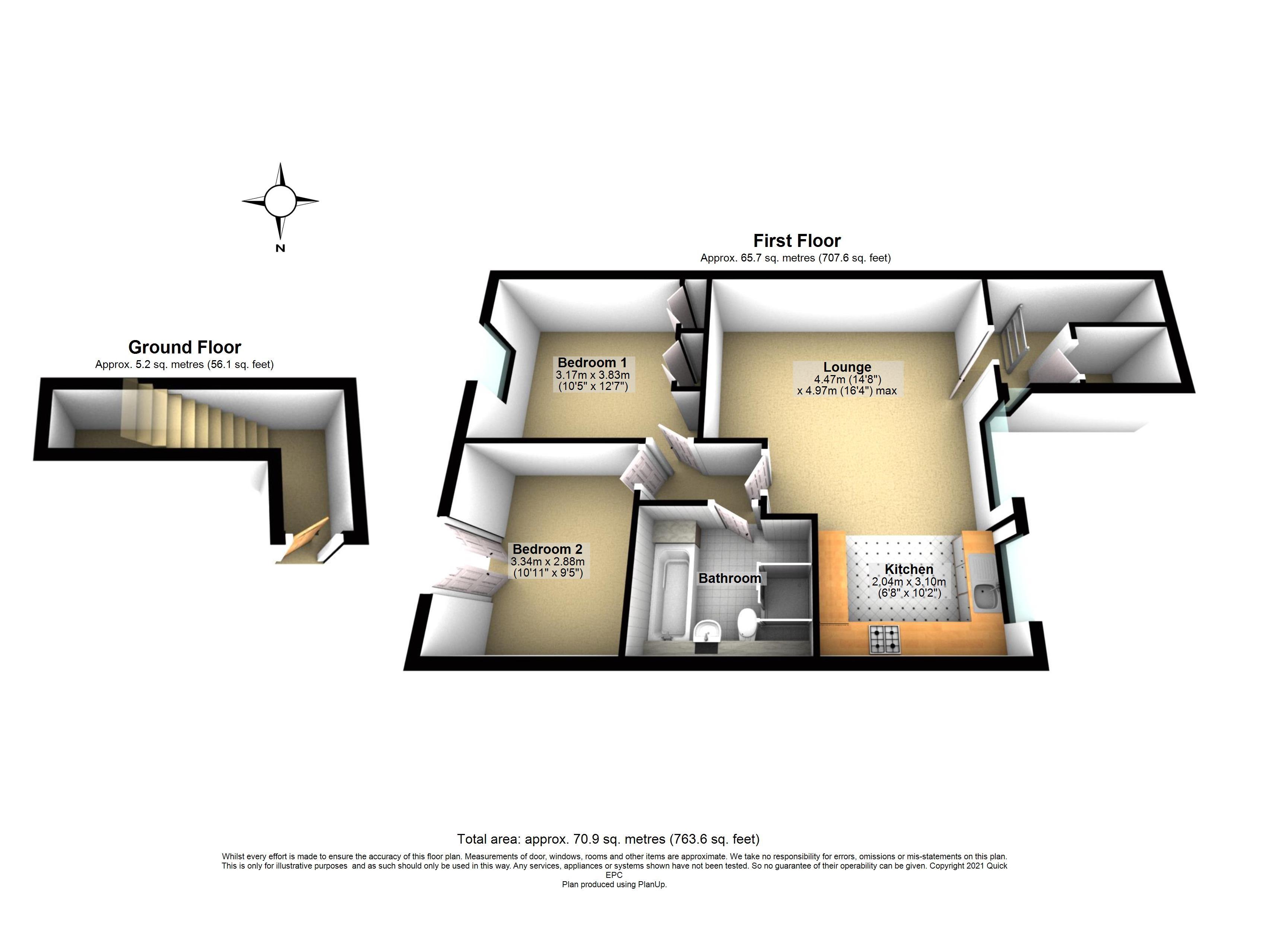 9 Jackson Close Floorplan