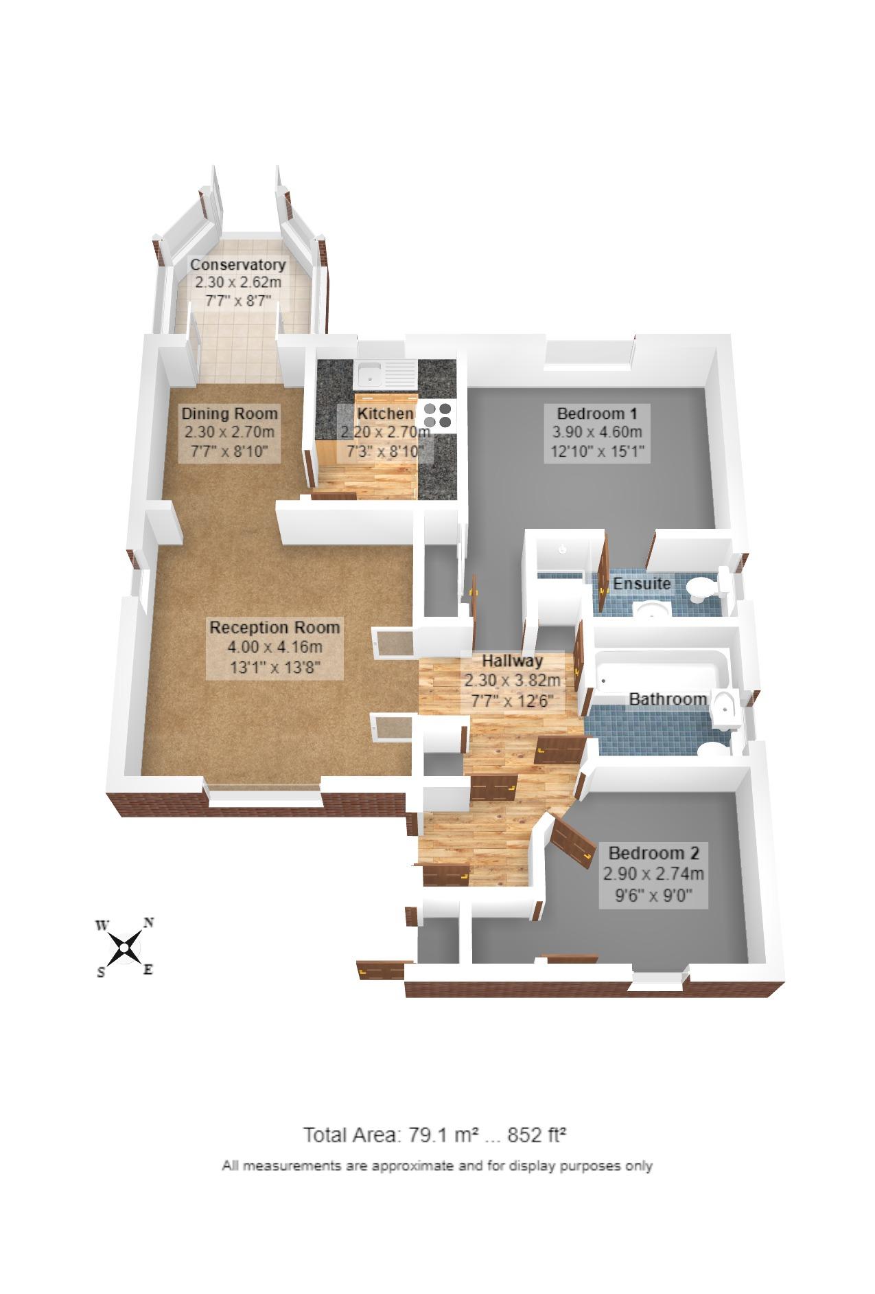 20 Badgers Walk Floorplan