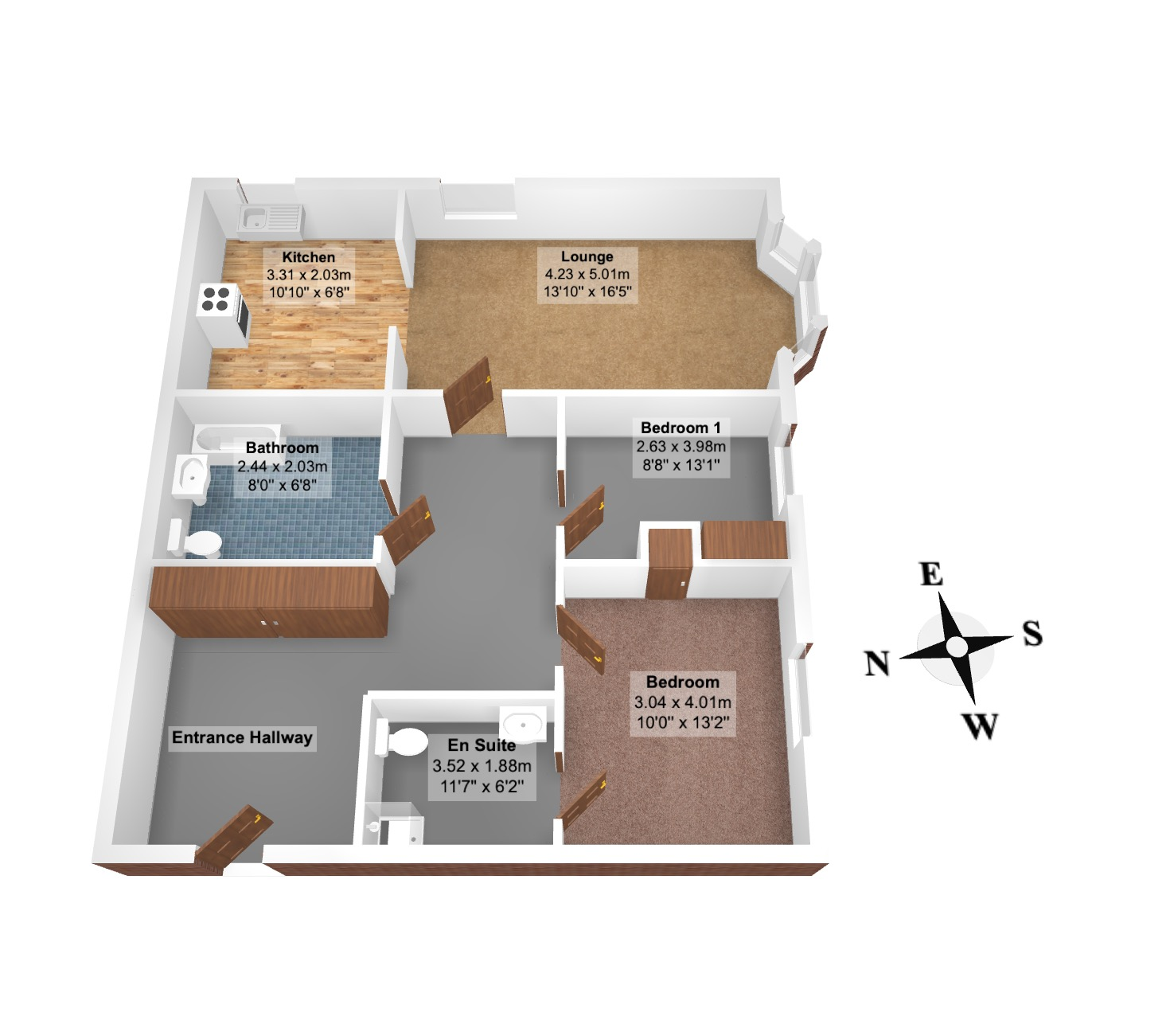 10 Morrel House Floorplan