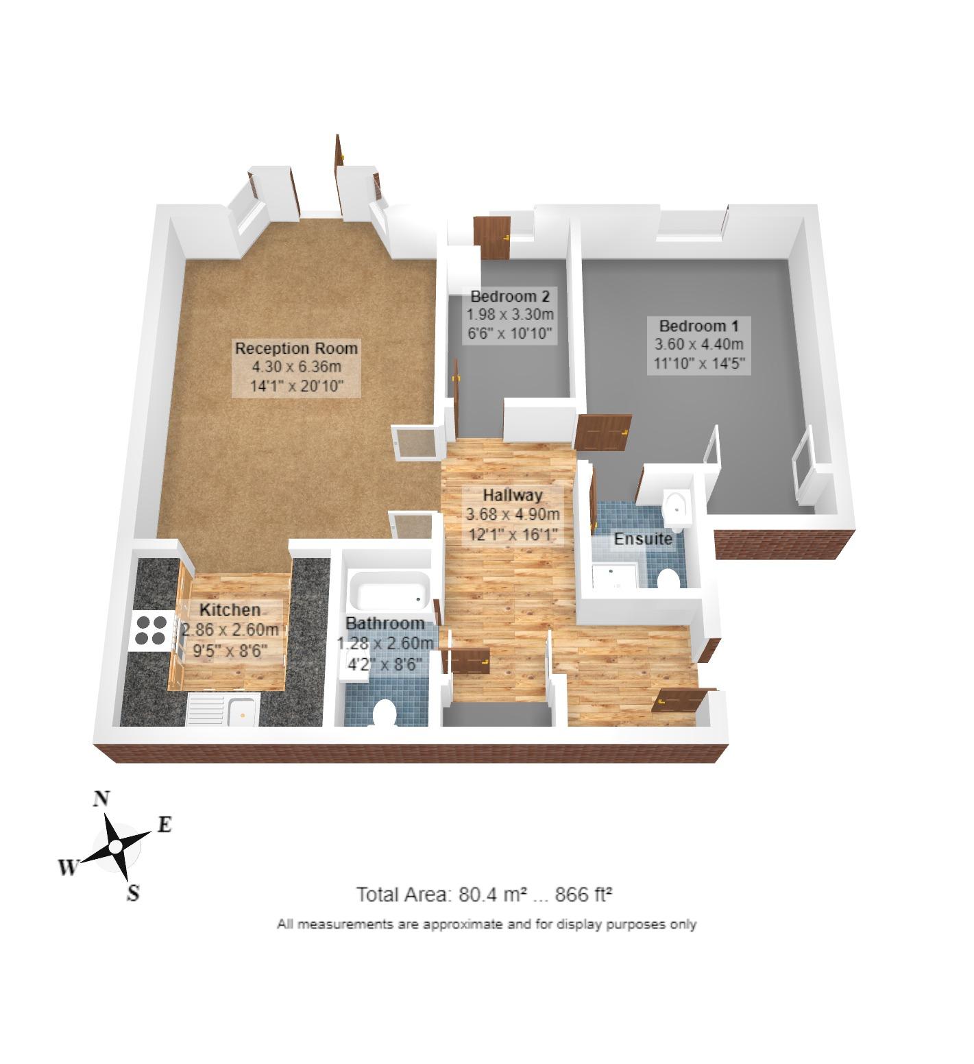 14 Farmery Court Floorplan