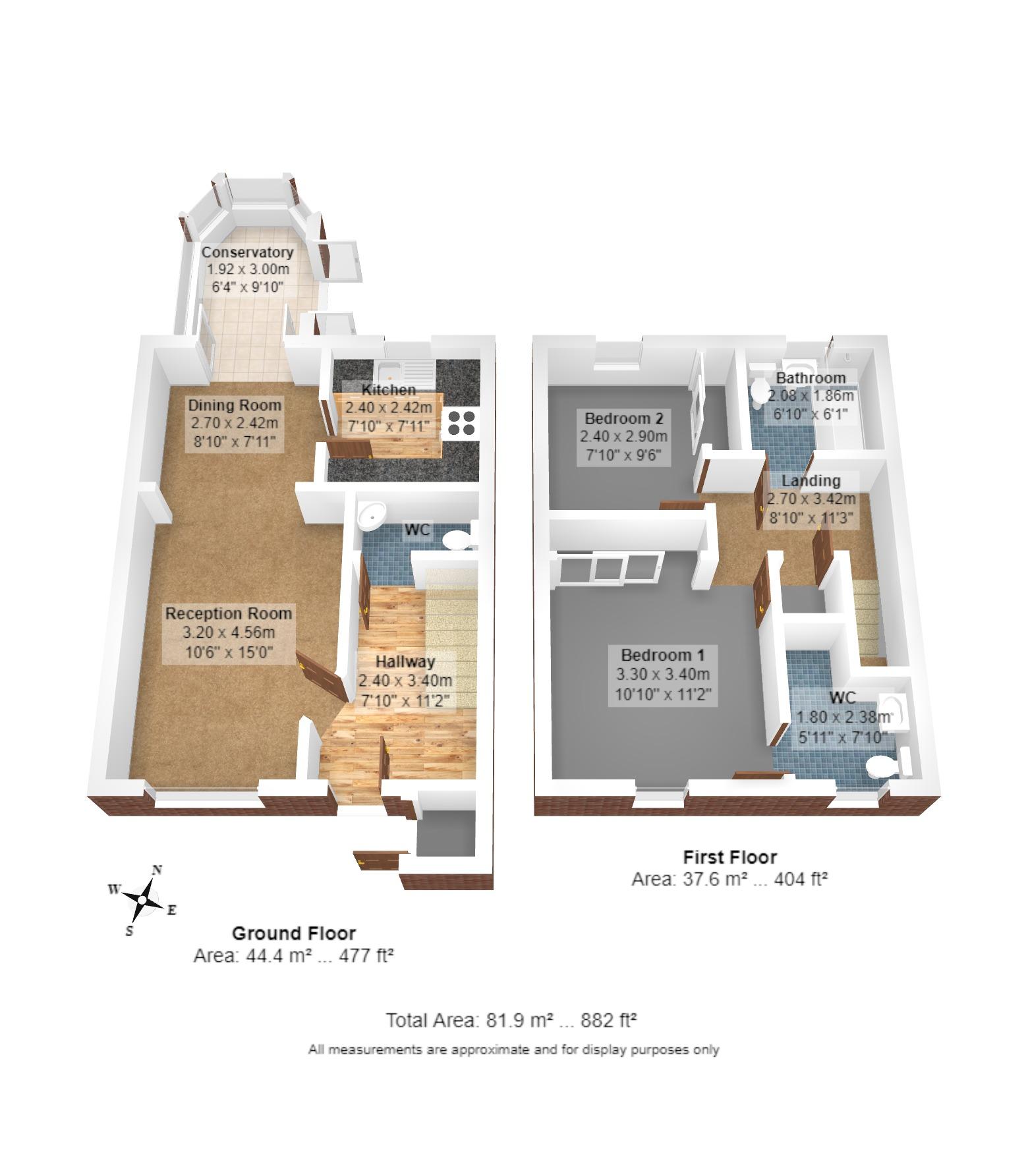 18 Whybrow Gardens Floorplan