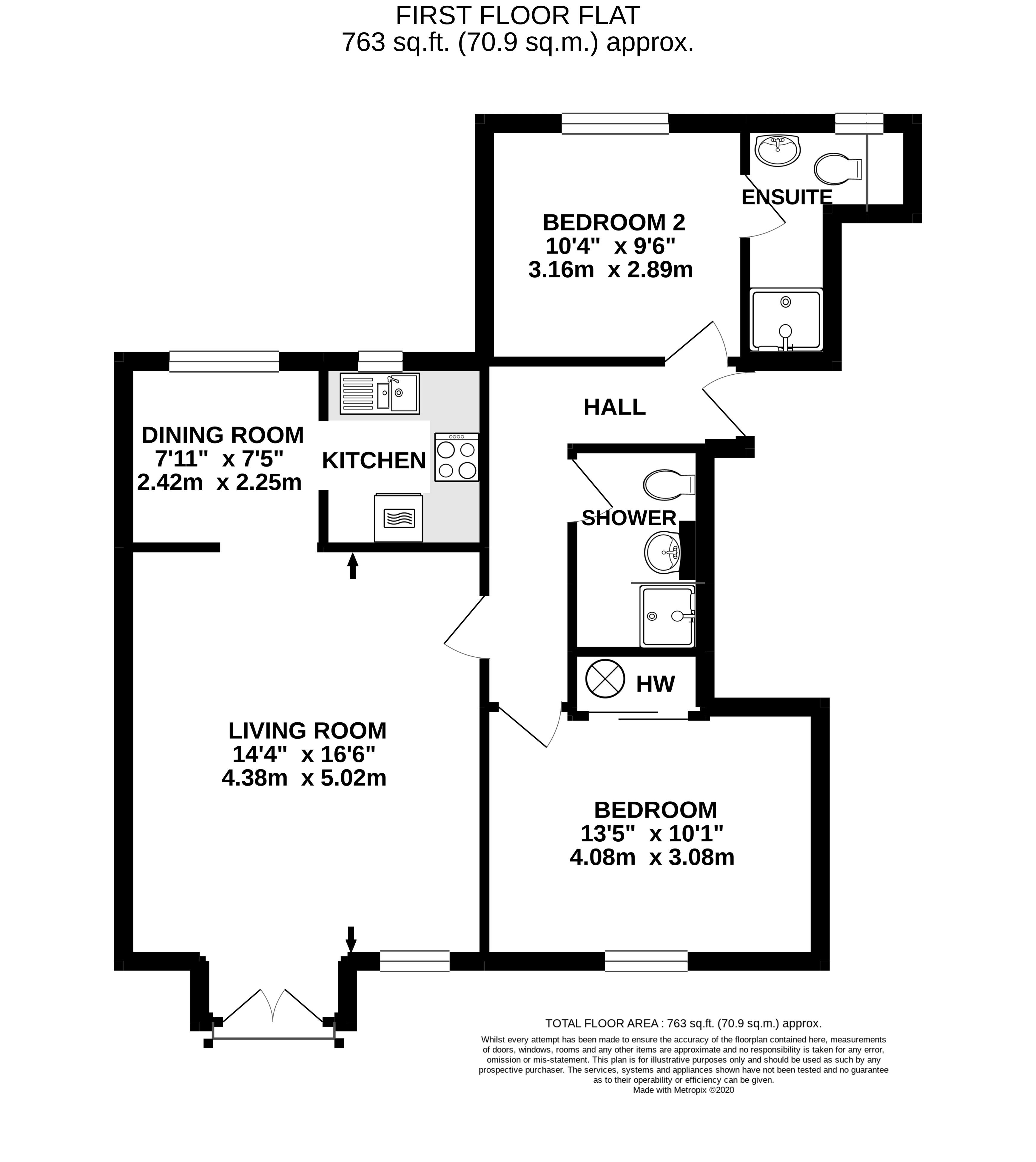 03 Deanery Walk Floorplan