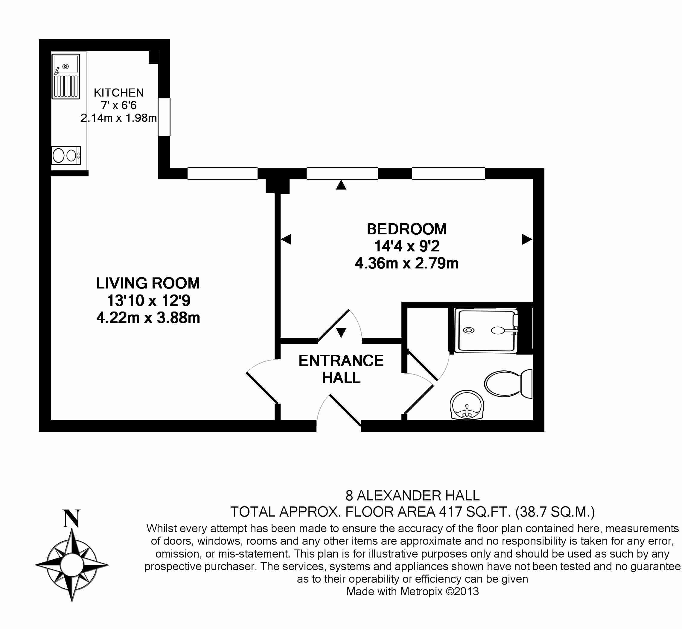 08 Alexander Hall Floorplan