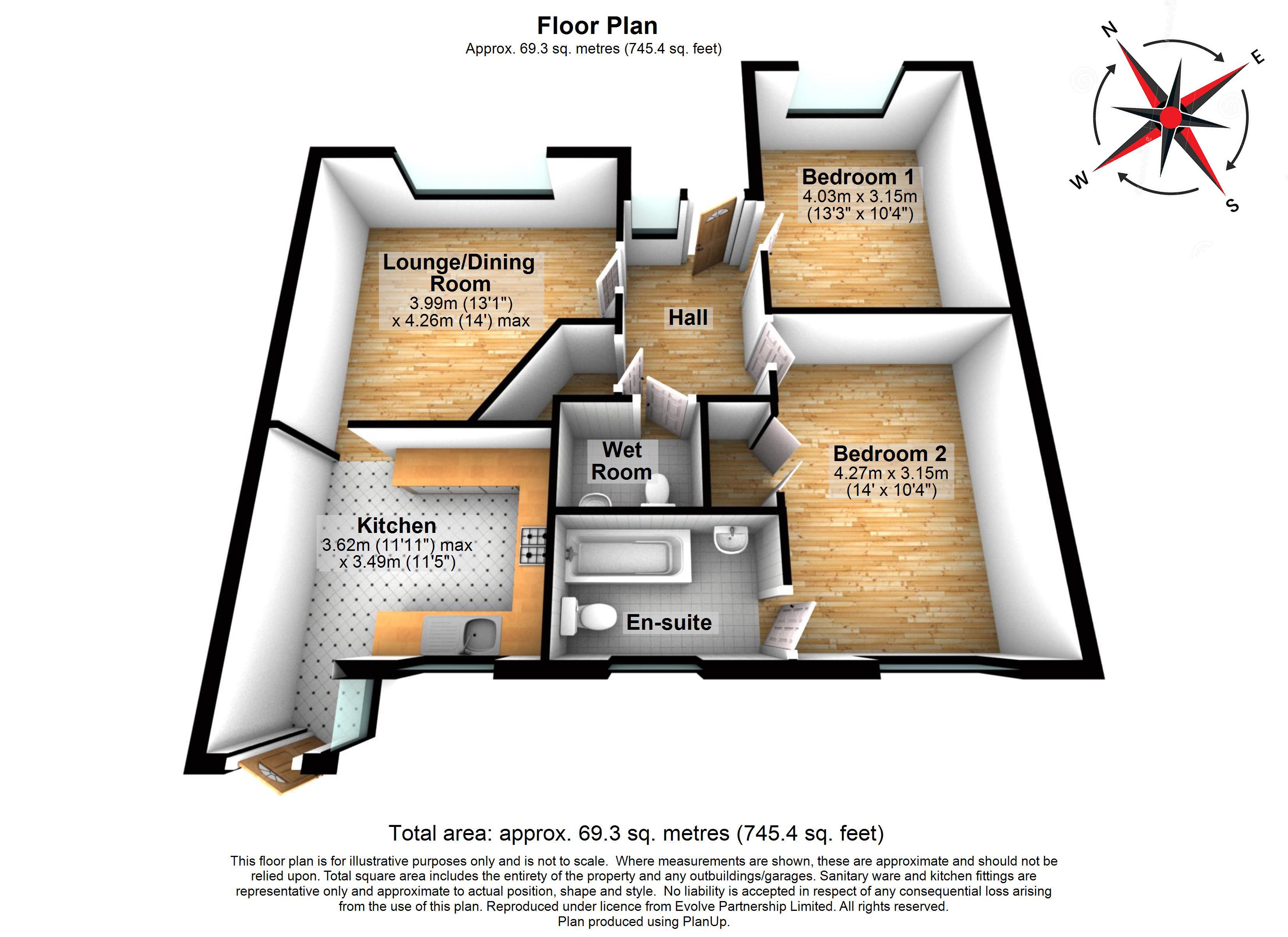 03 The Paddocks Floorplan