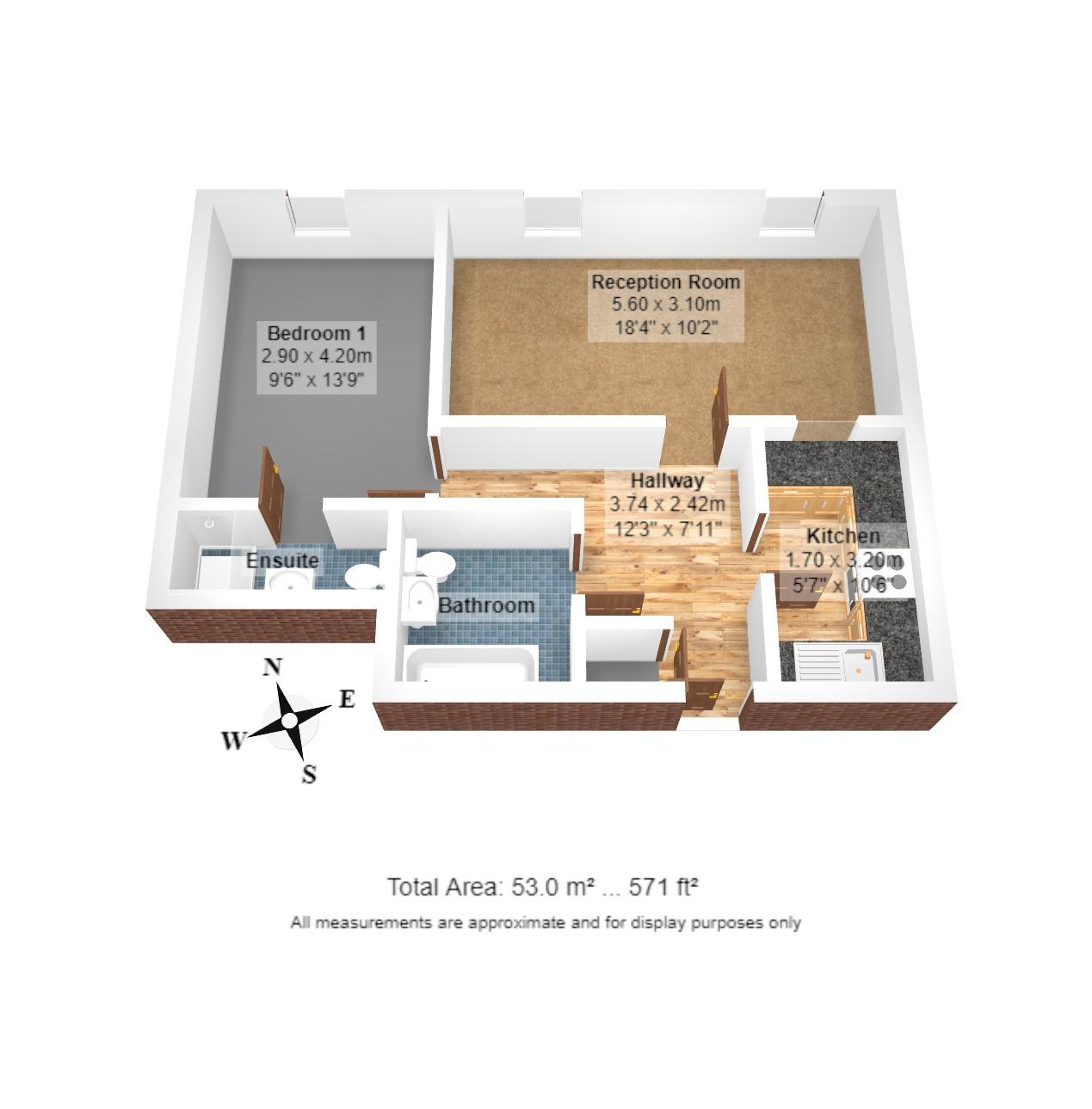 5 The Cedars Floorplan