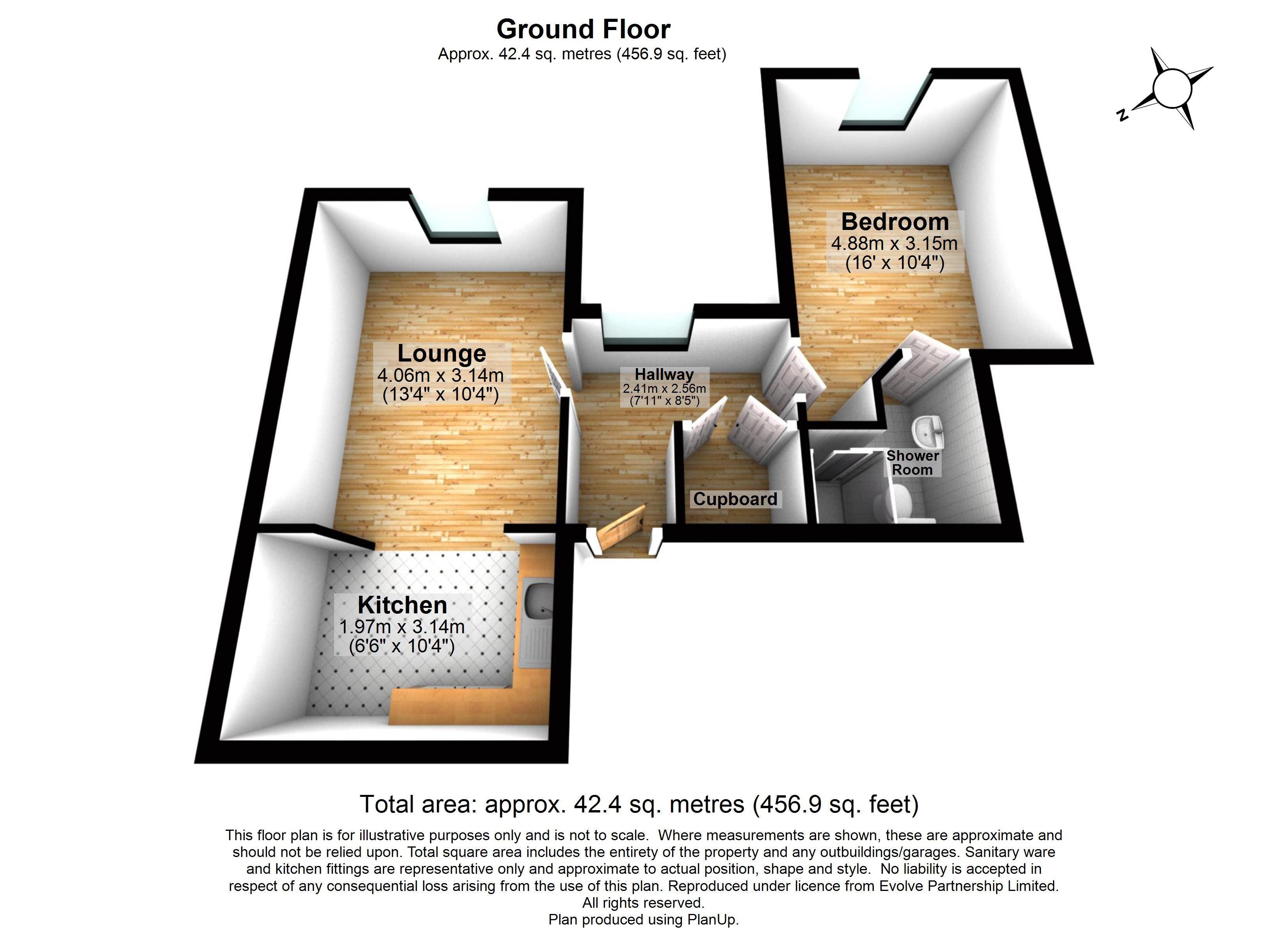 04 Roseland Court Floorplan