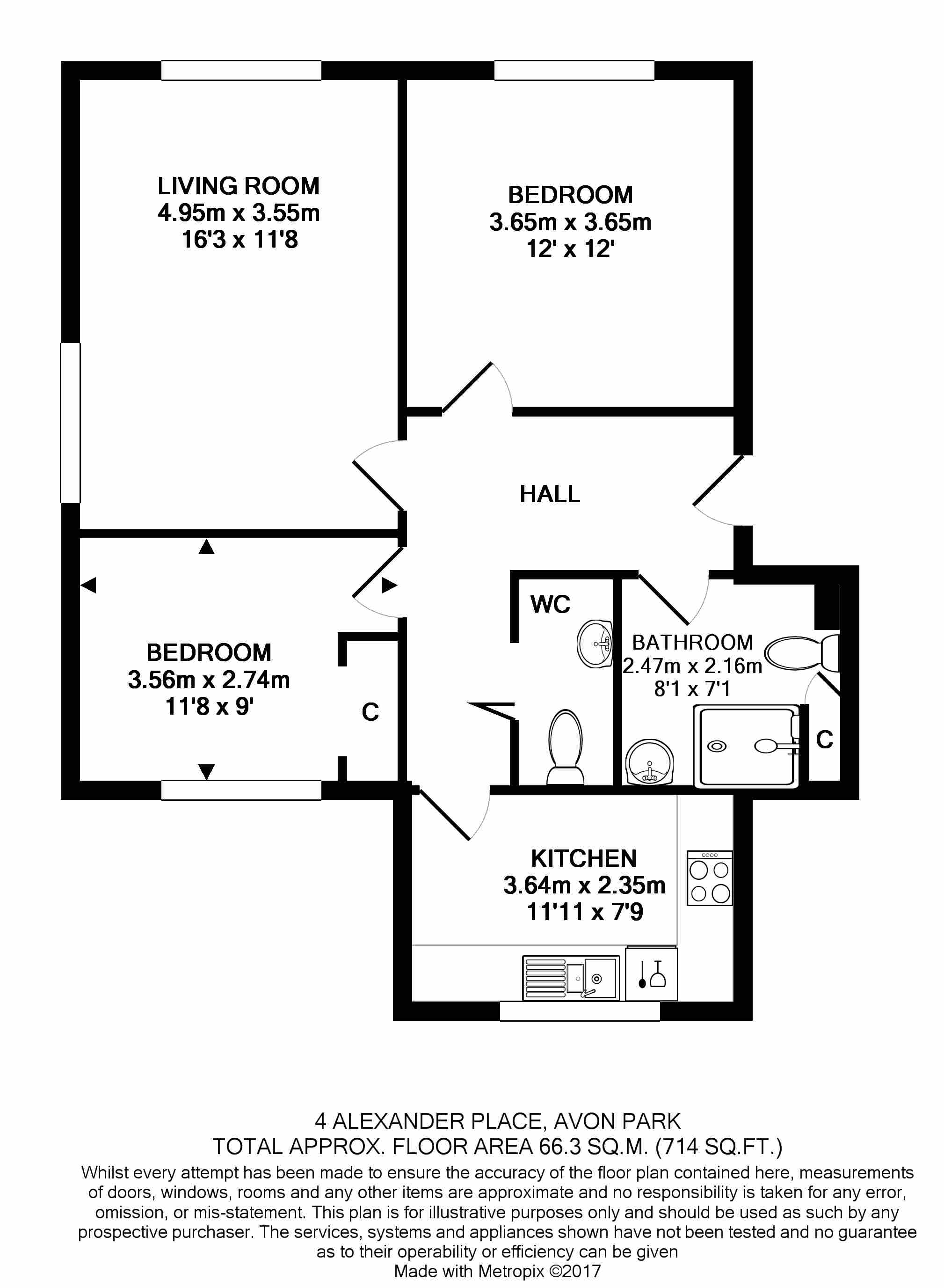 04 Alexander Place Floorplan