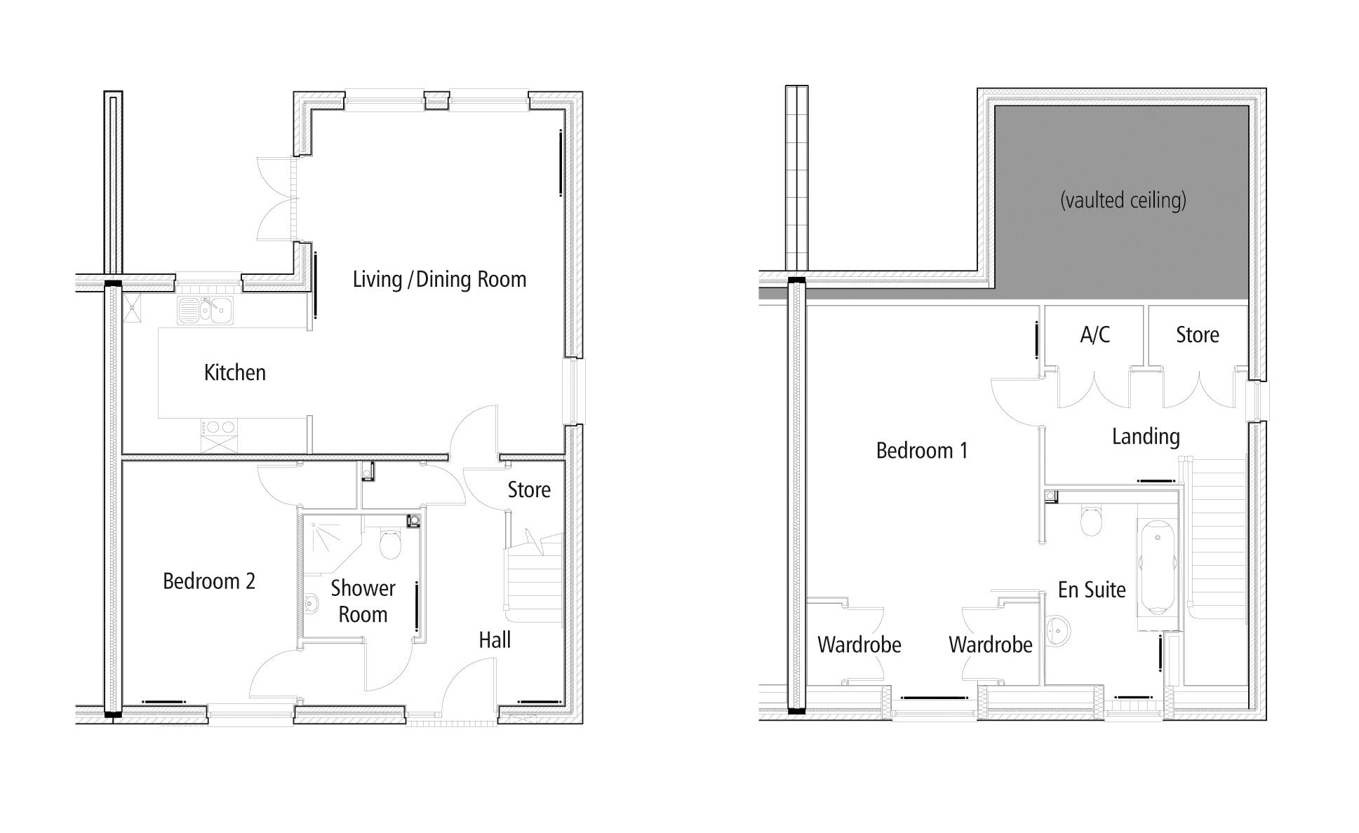 New Build, 27 The Polo Field Floorplan