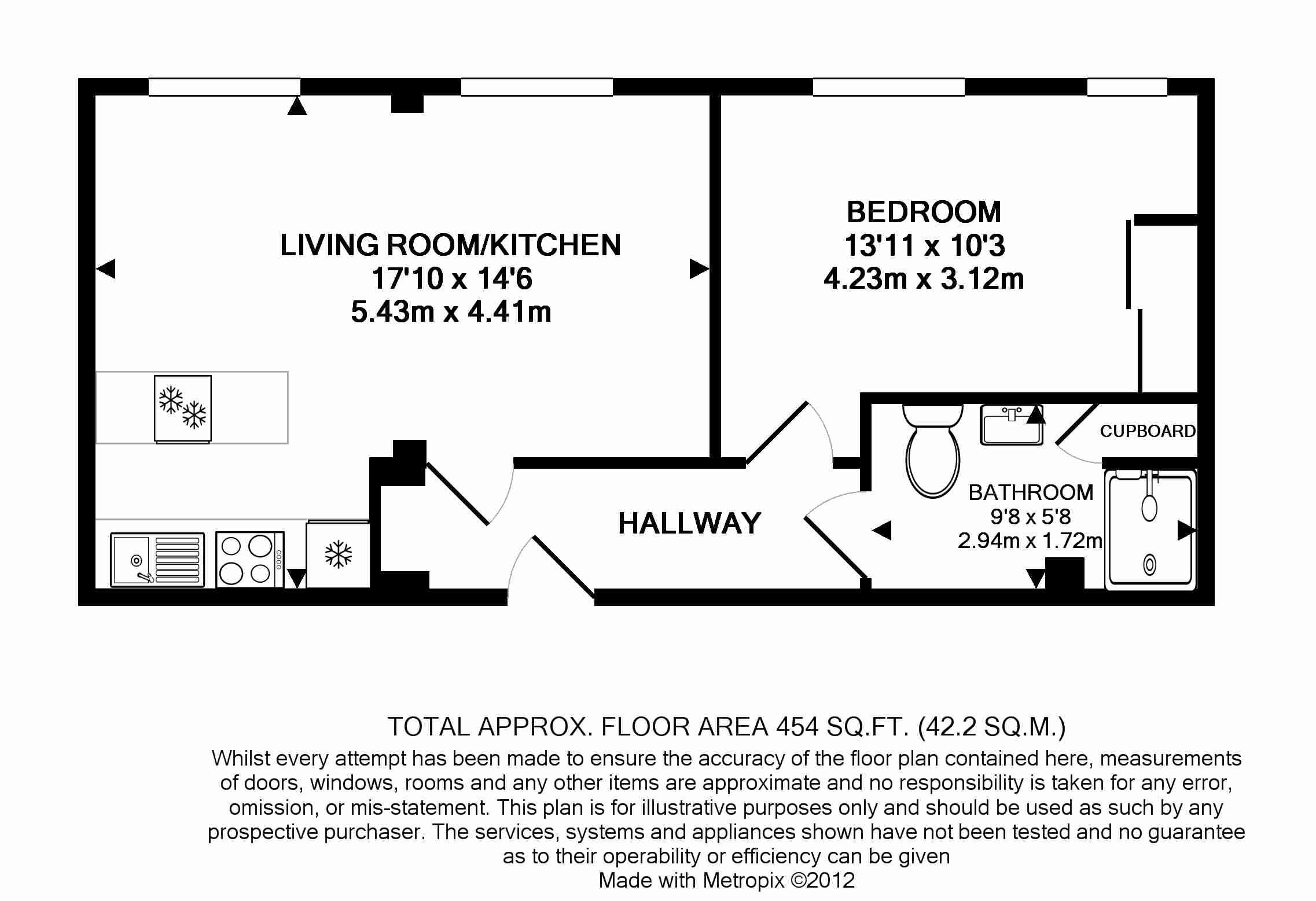 16 Alexander Hall Floorplan