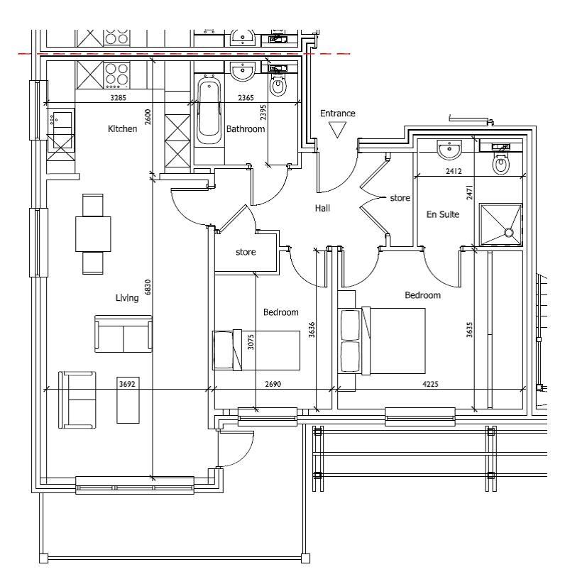 New Build 5 Felcourt House Floorplan