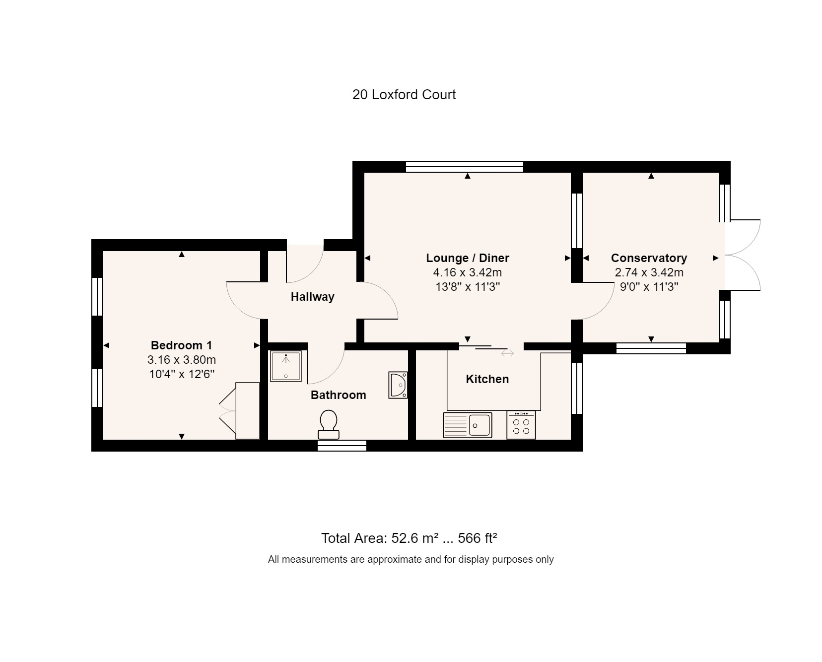 20 Loxford Court Floorplan