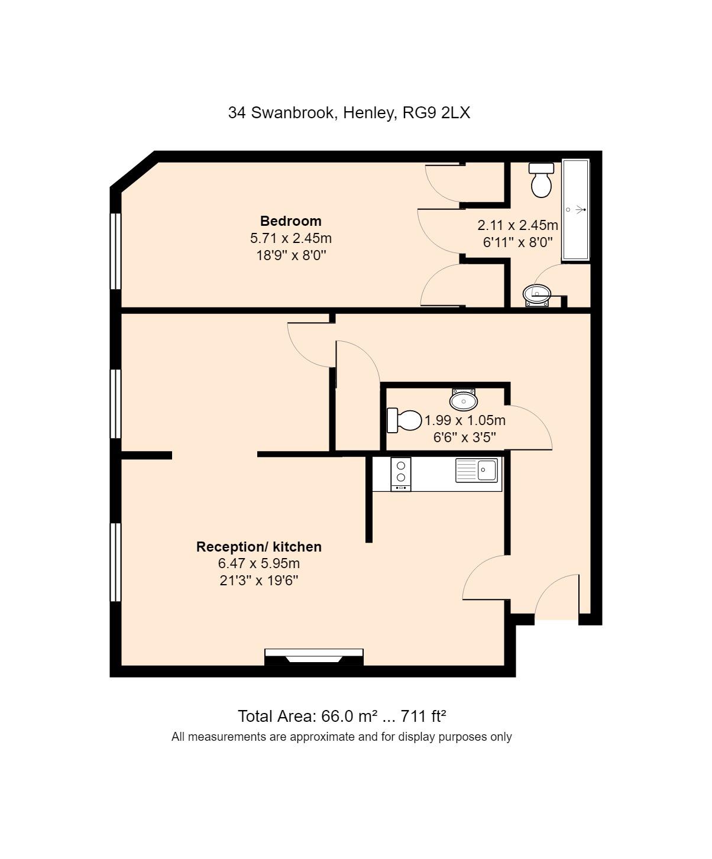34 Swanbrook Floorplan