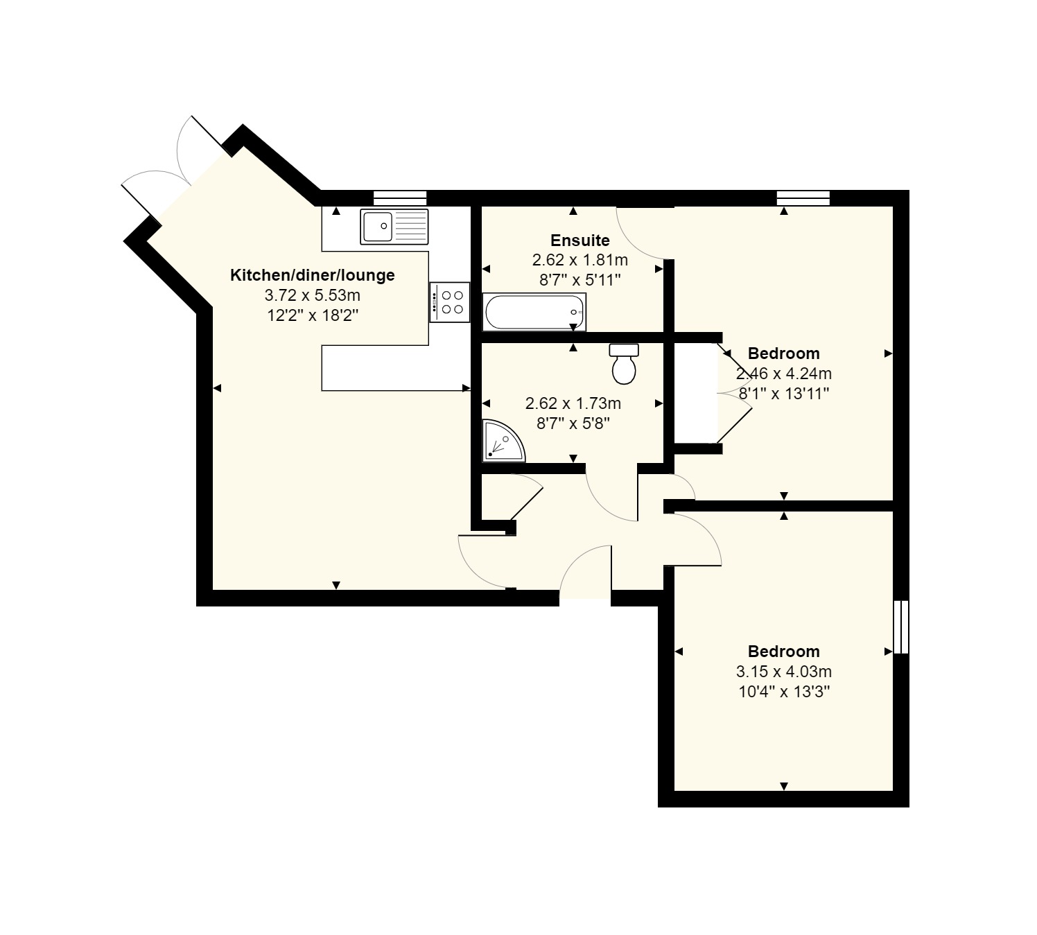 10 The Paddocks Floorplan
