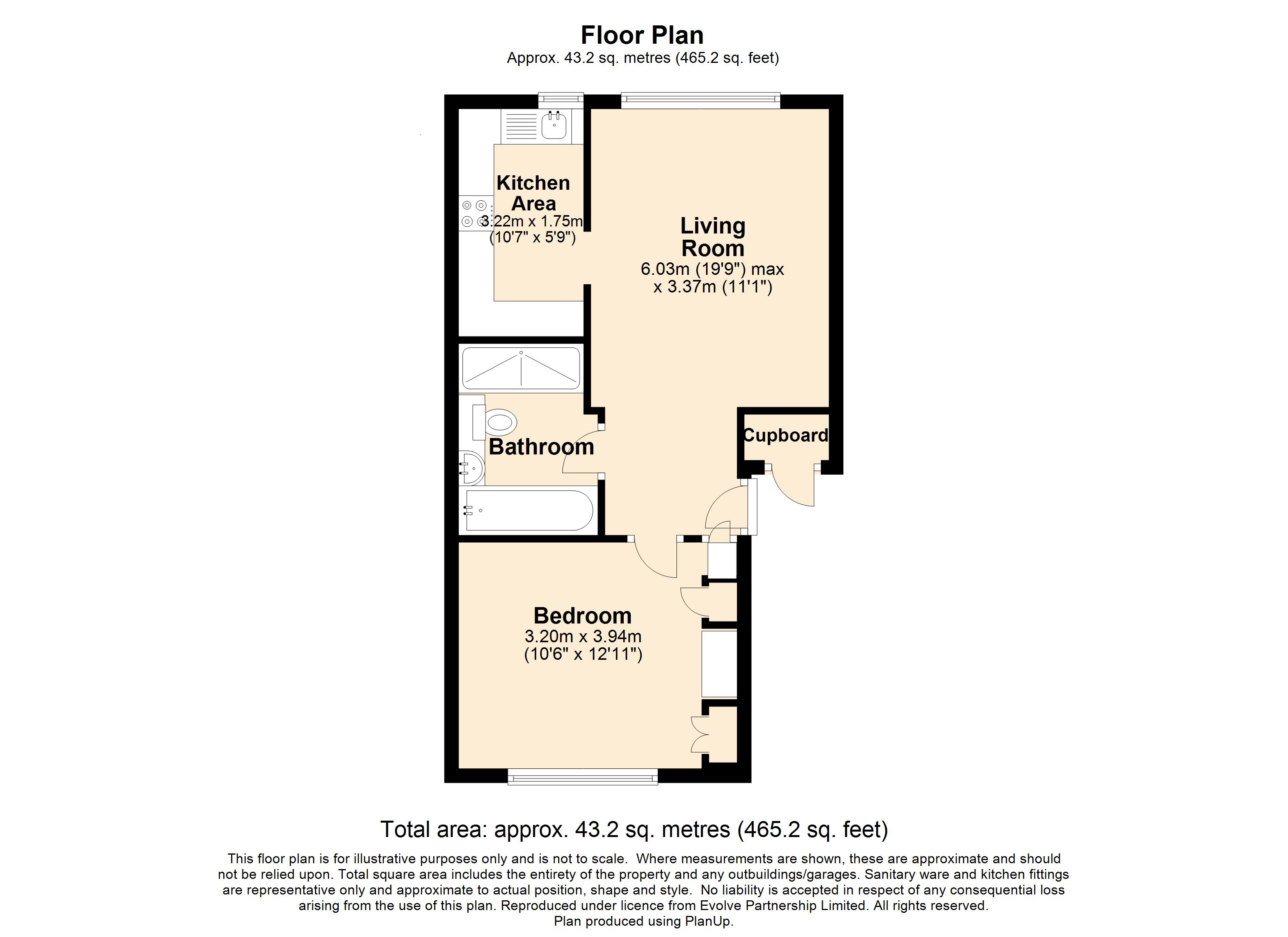 28 Loxford Court Floorplan