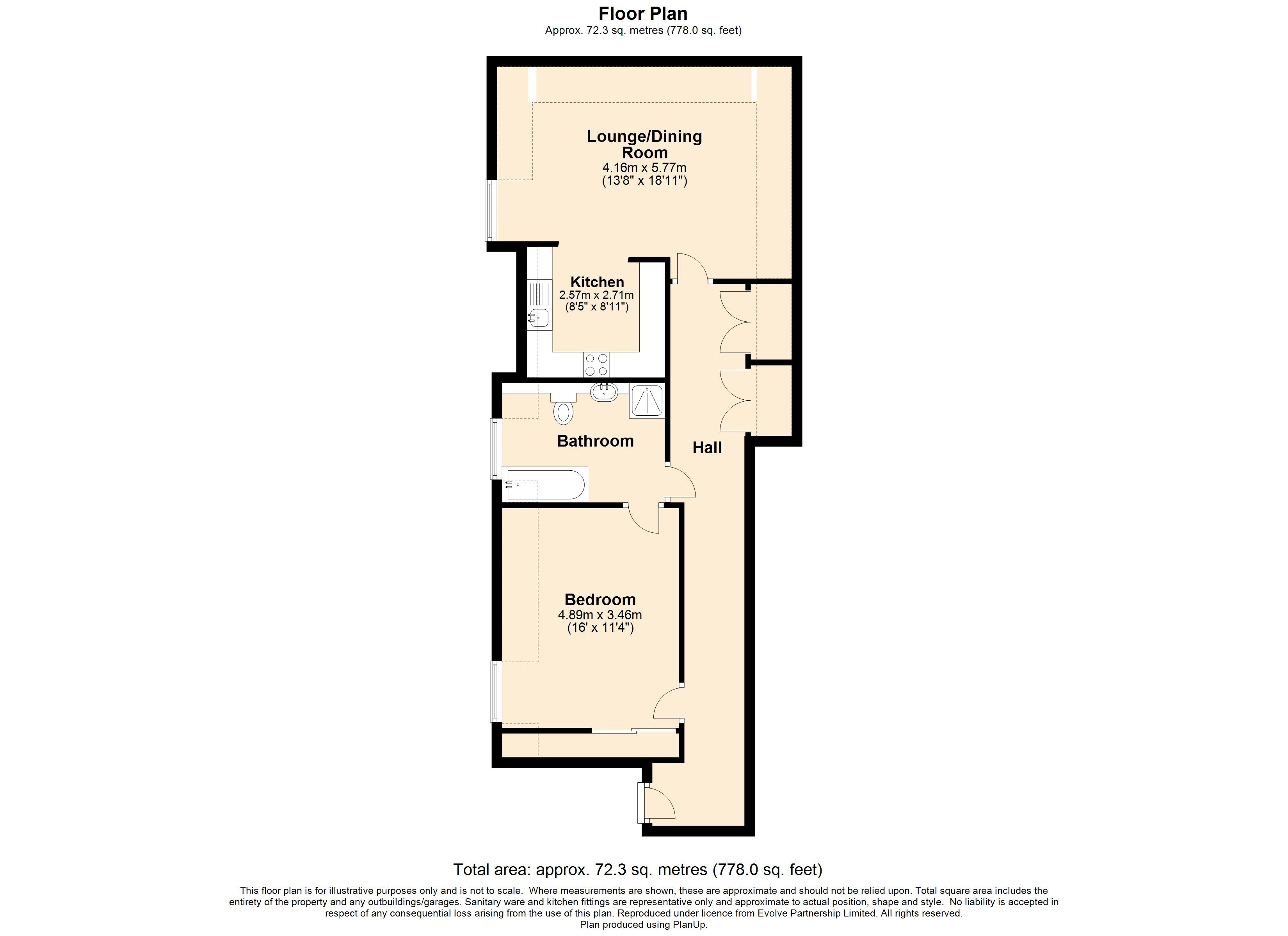 27 Maynard House Floorplan