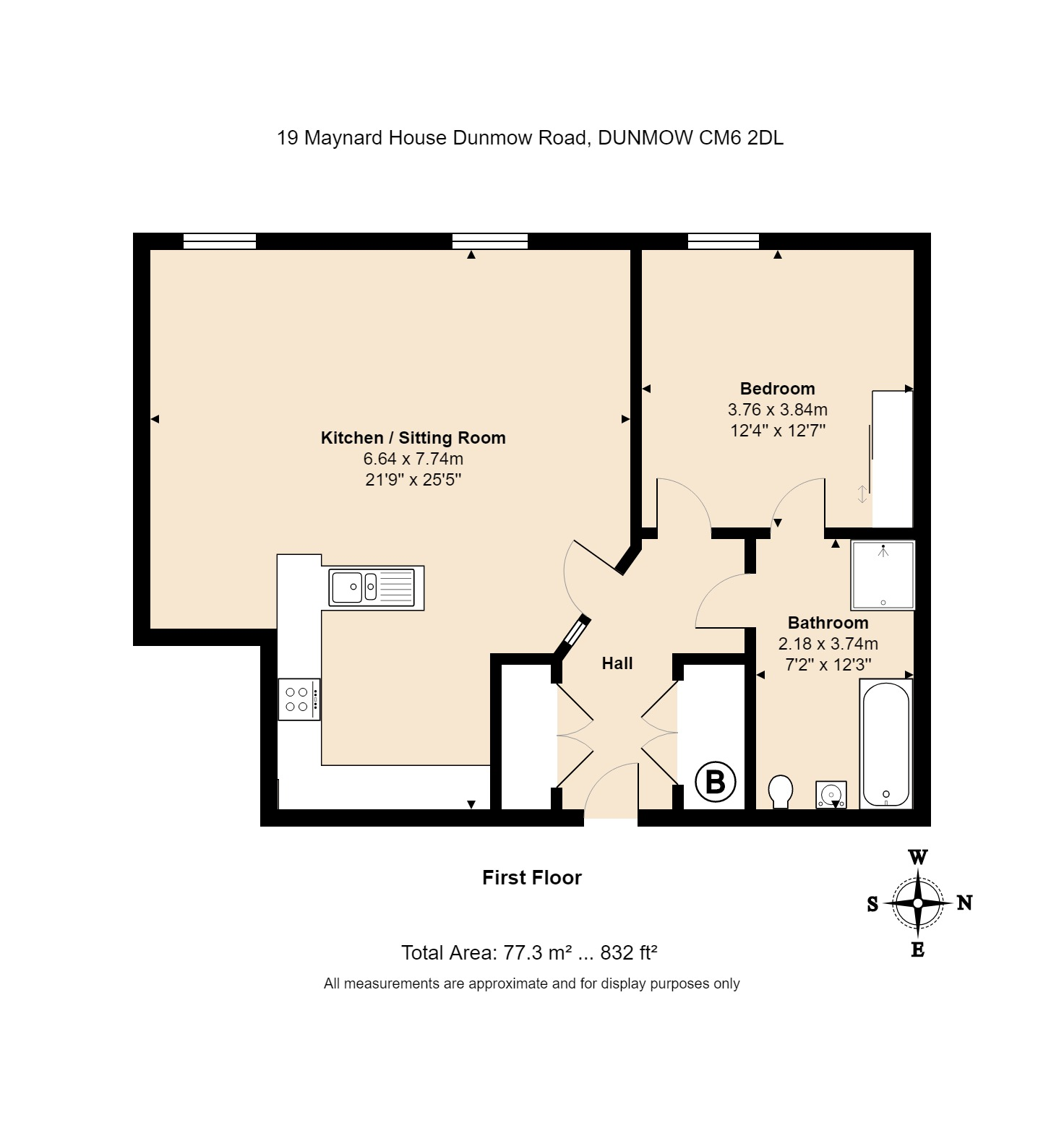 19 Maynard House Floorplan