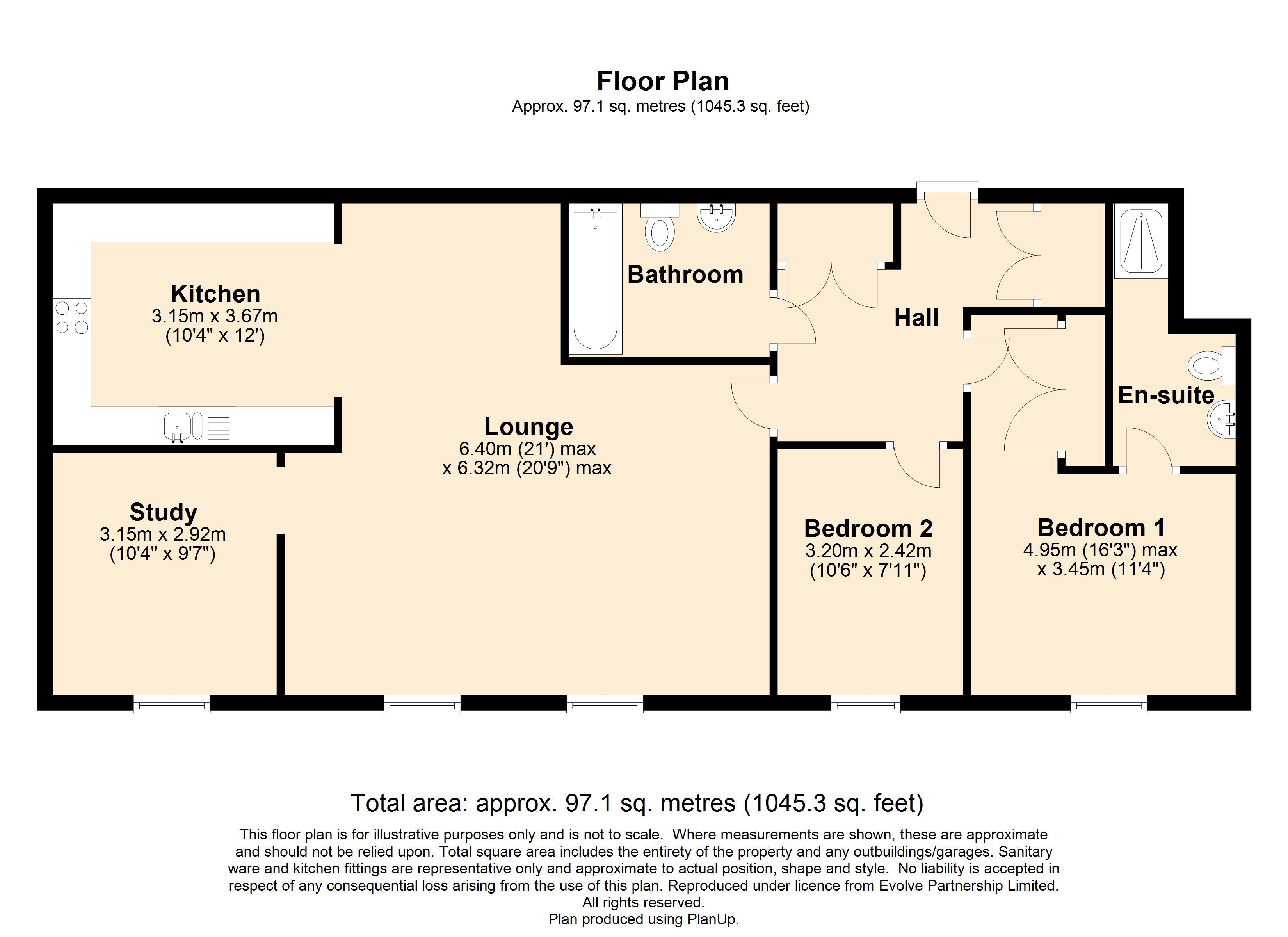31 Farmery Court Floorplan