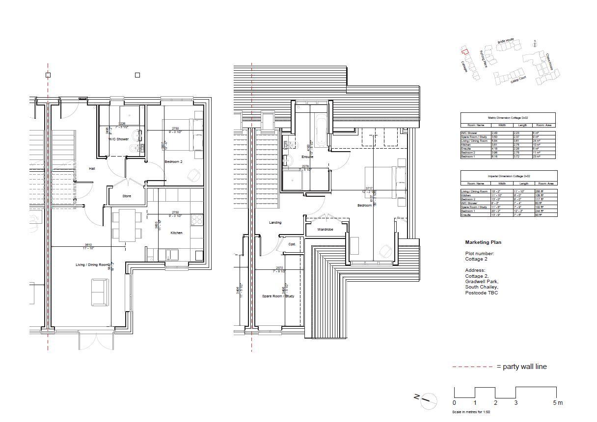 Plot 6, 22 Gradwell End Floorplan