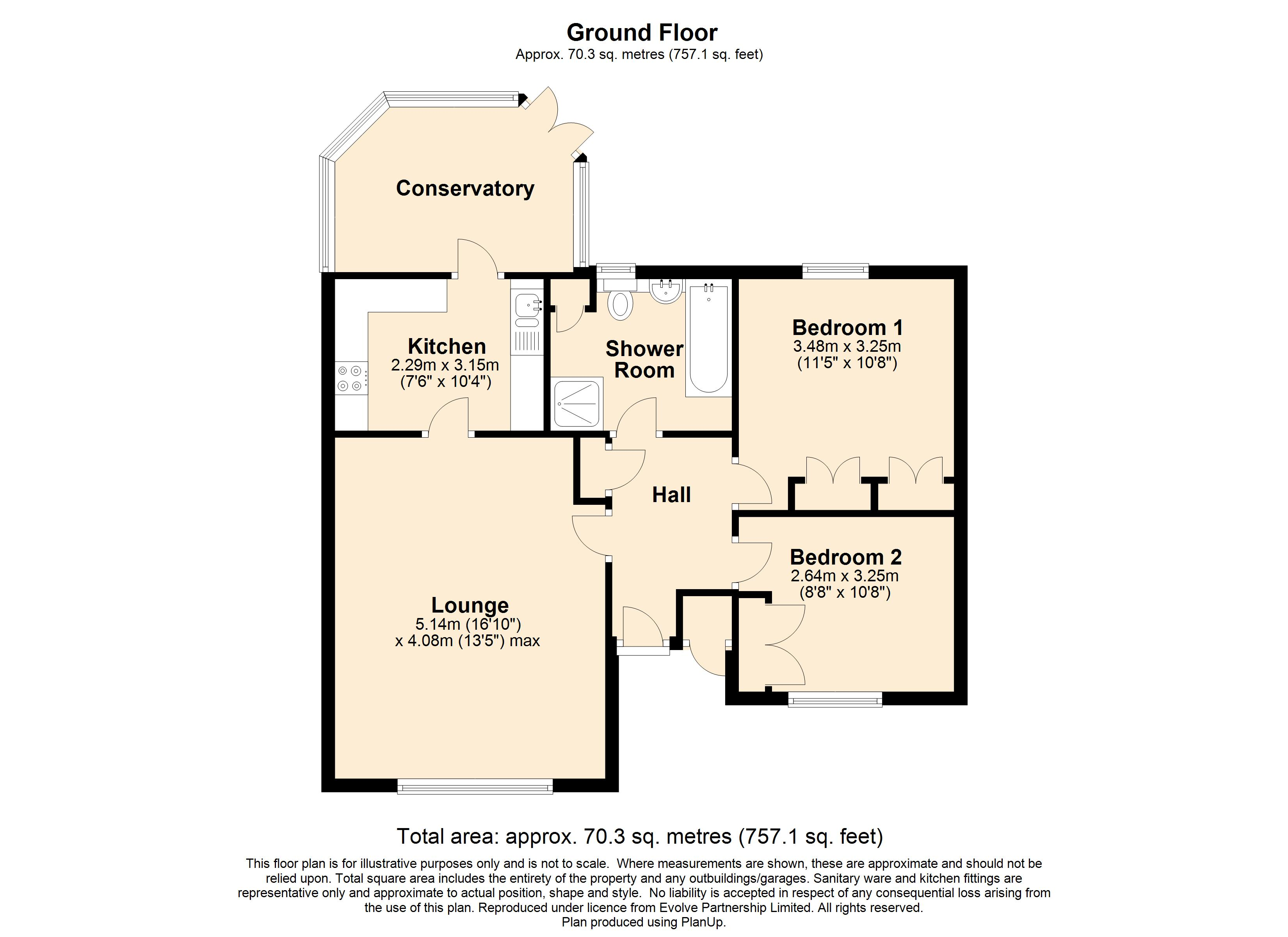 12 Day Court Floorplan