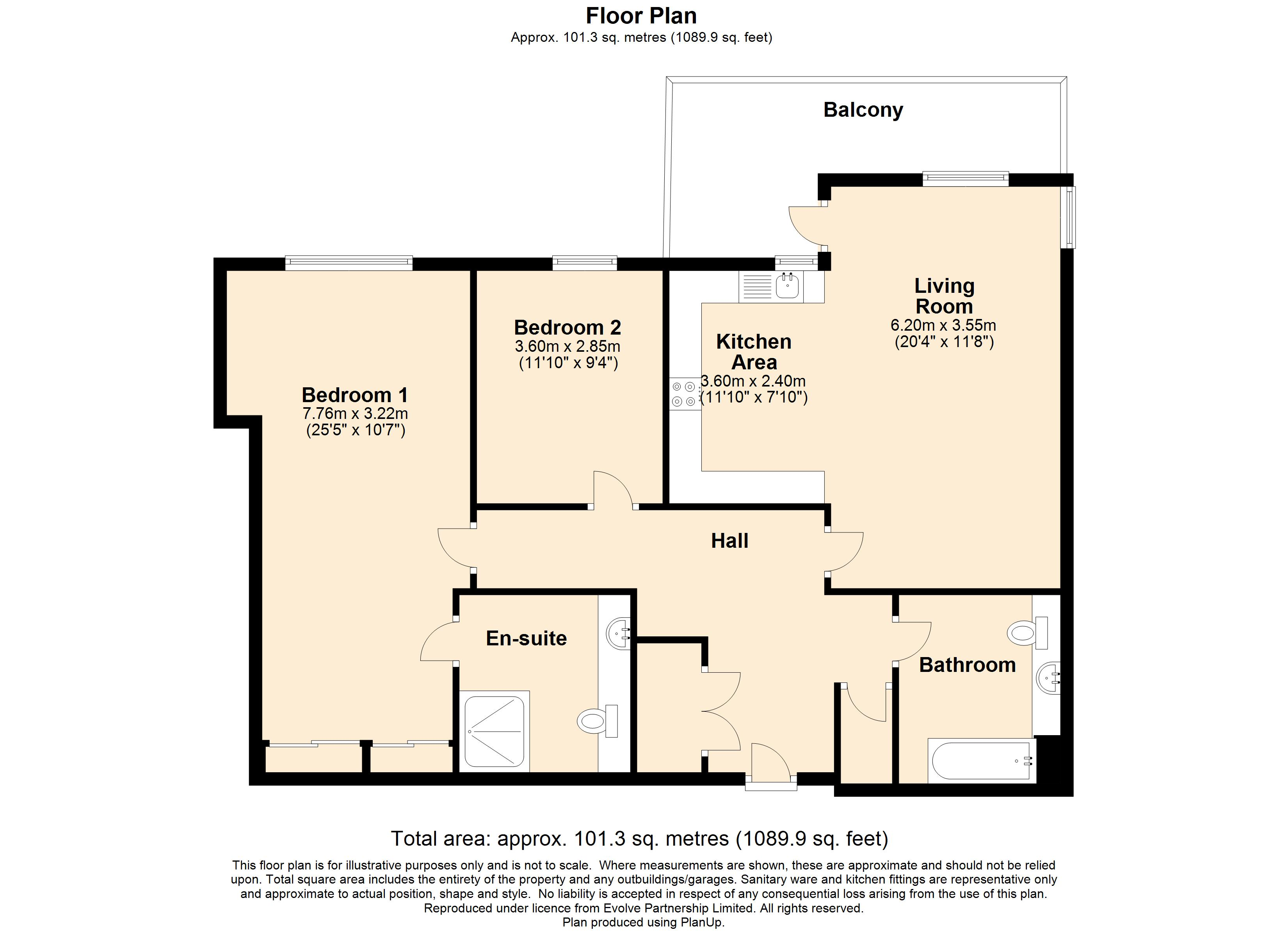 15 Fonteyn House Floorplan