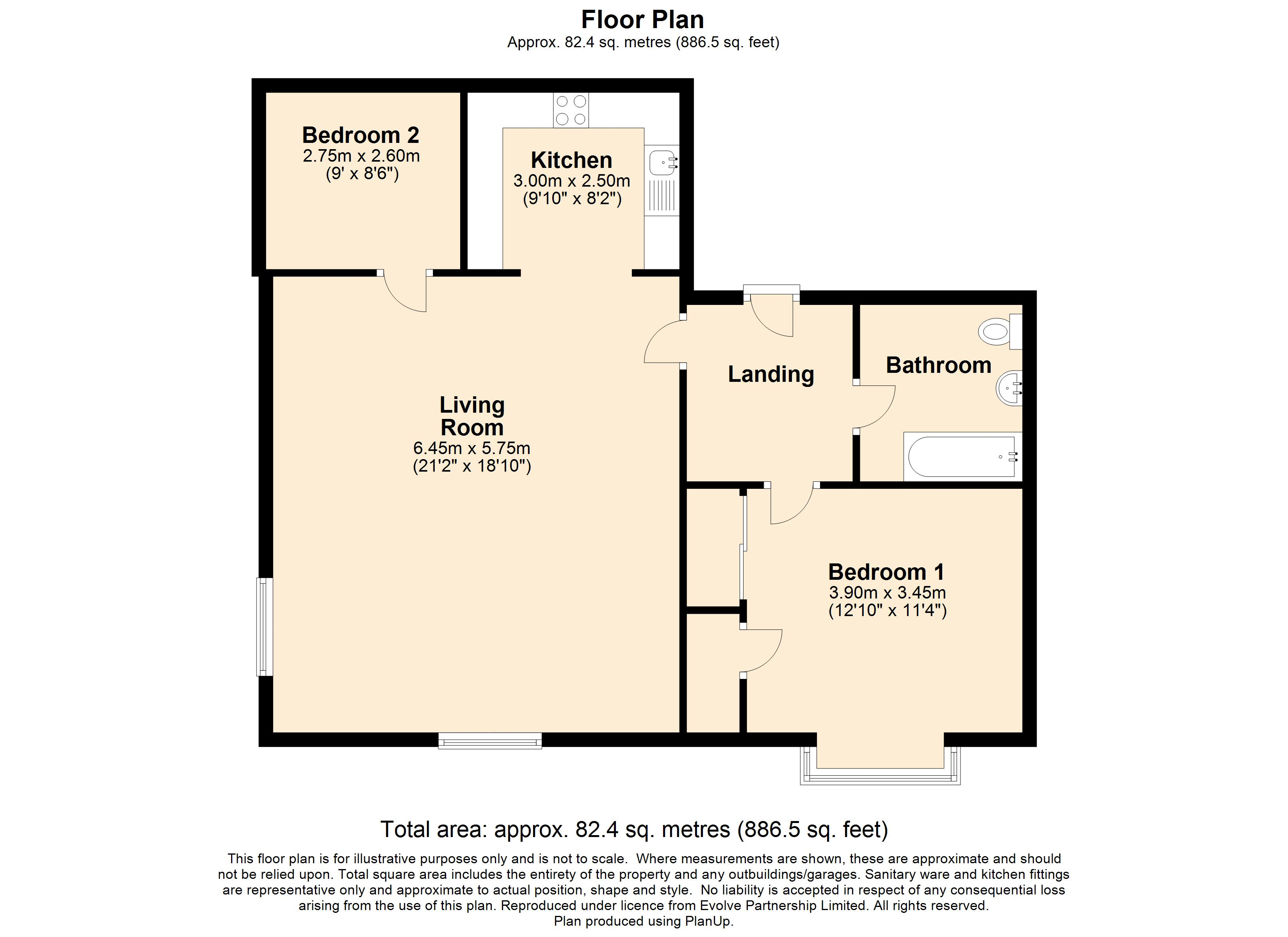 6 Charters Towers Floorplan