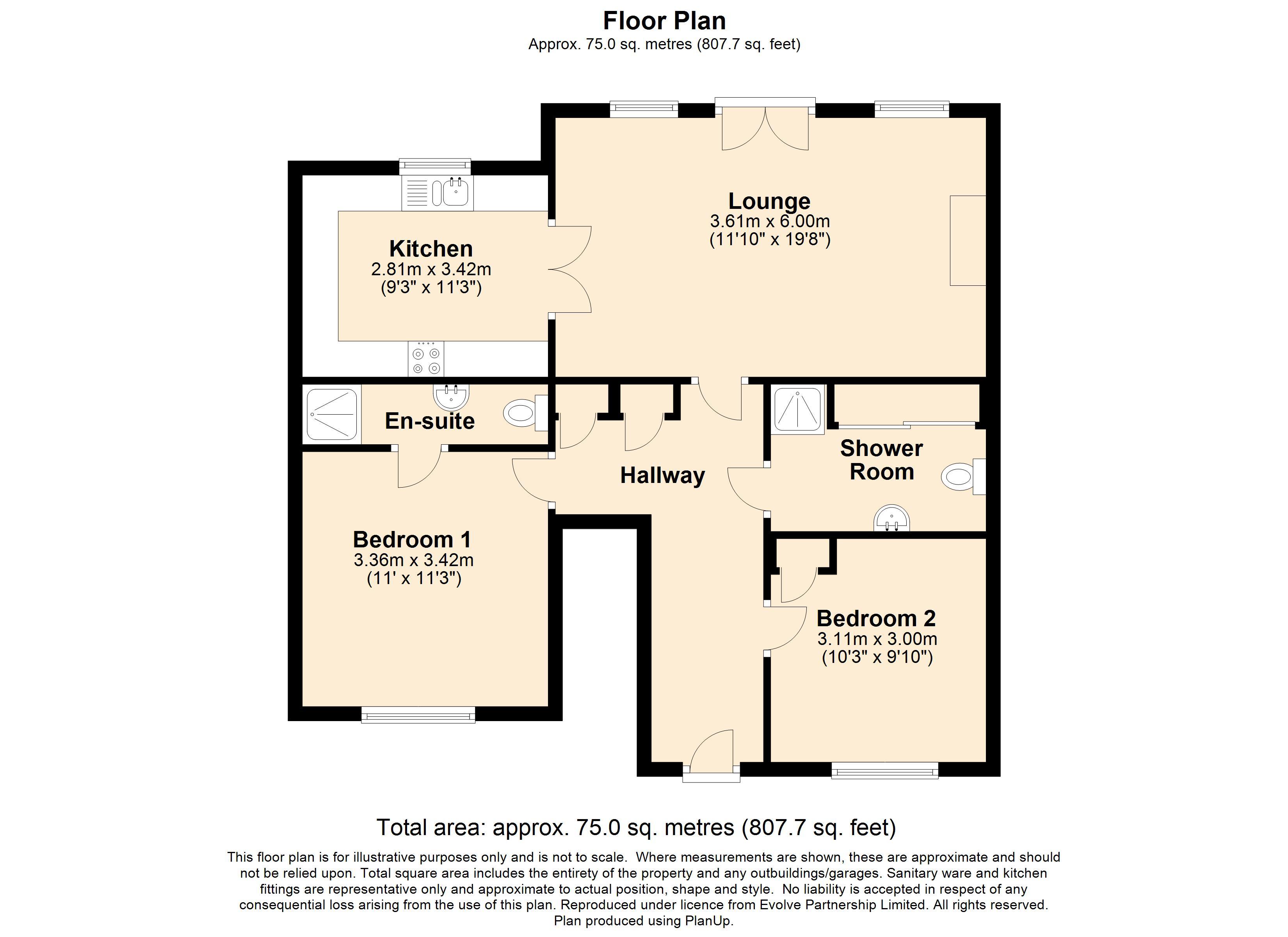 35 Turnaware House Floorplan
