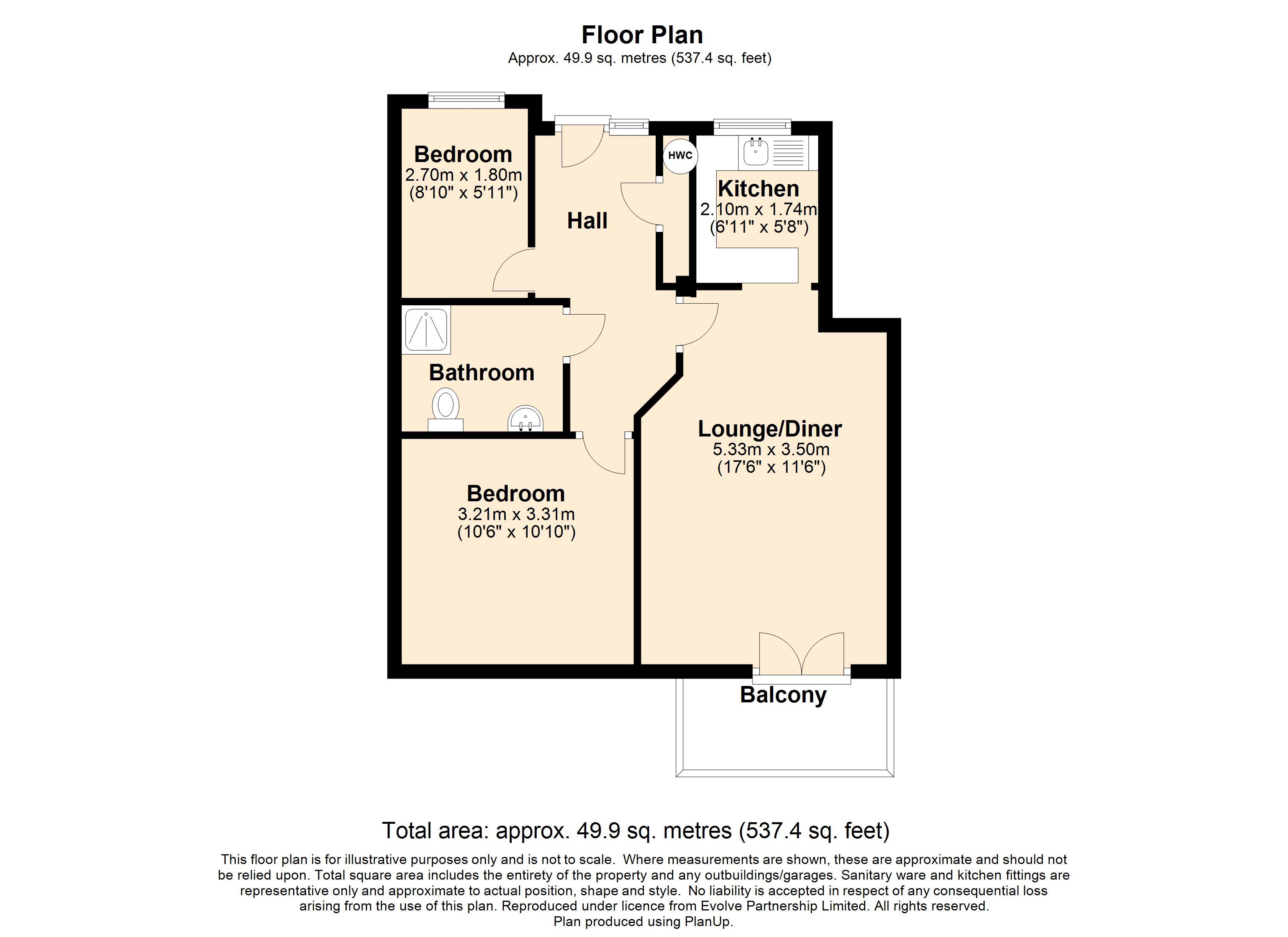 10 Nare House Floorplan