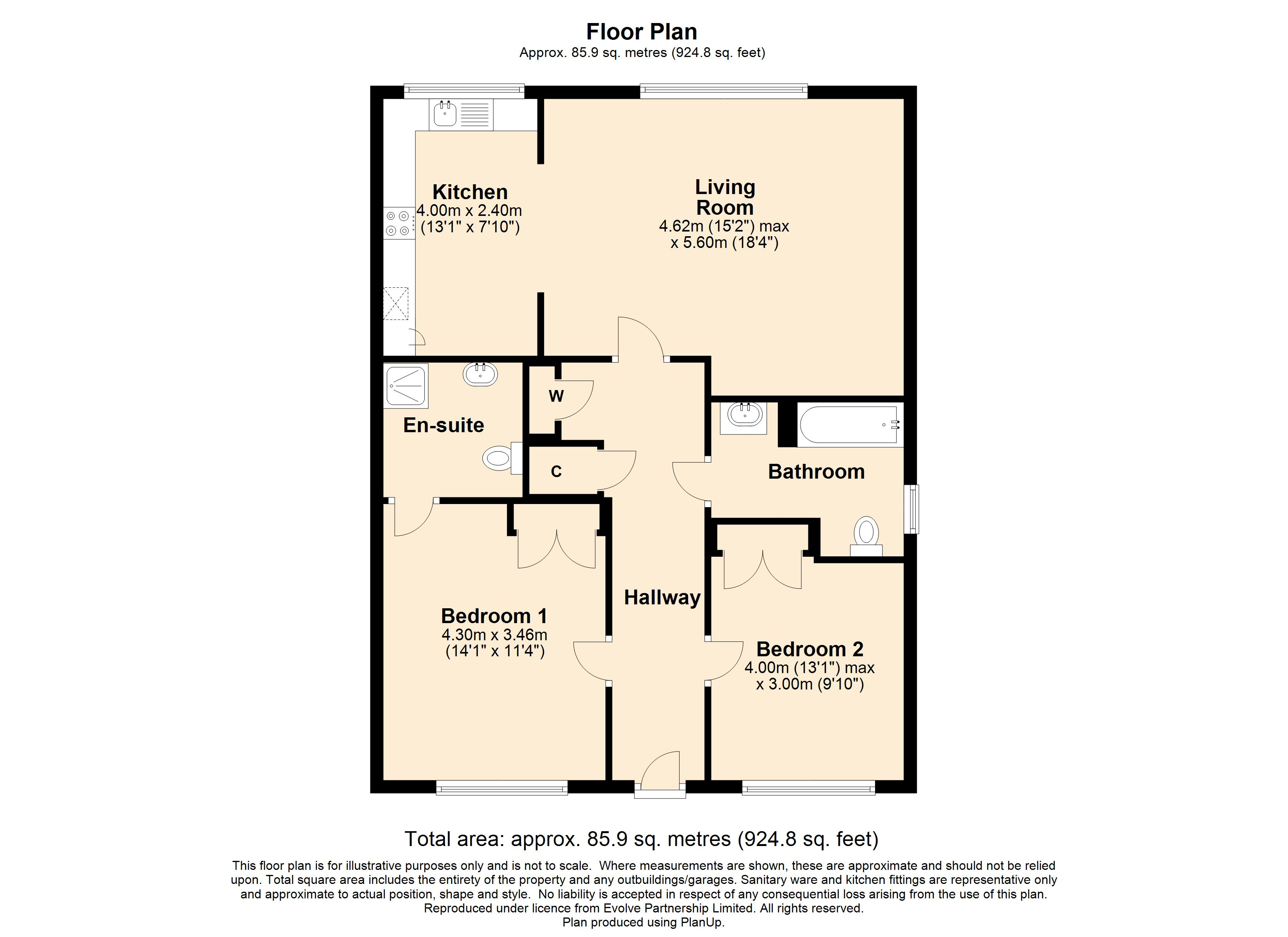 38 Woodland House Floorplan