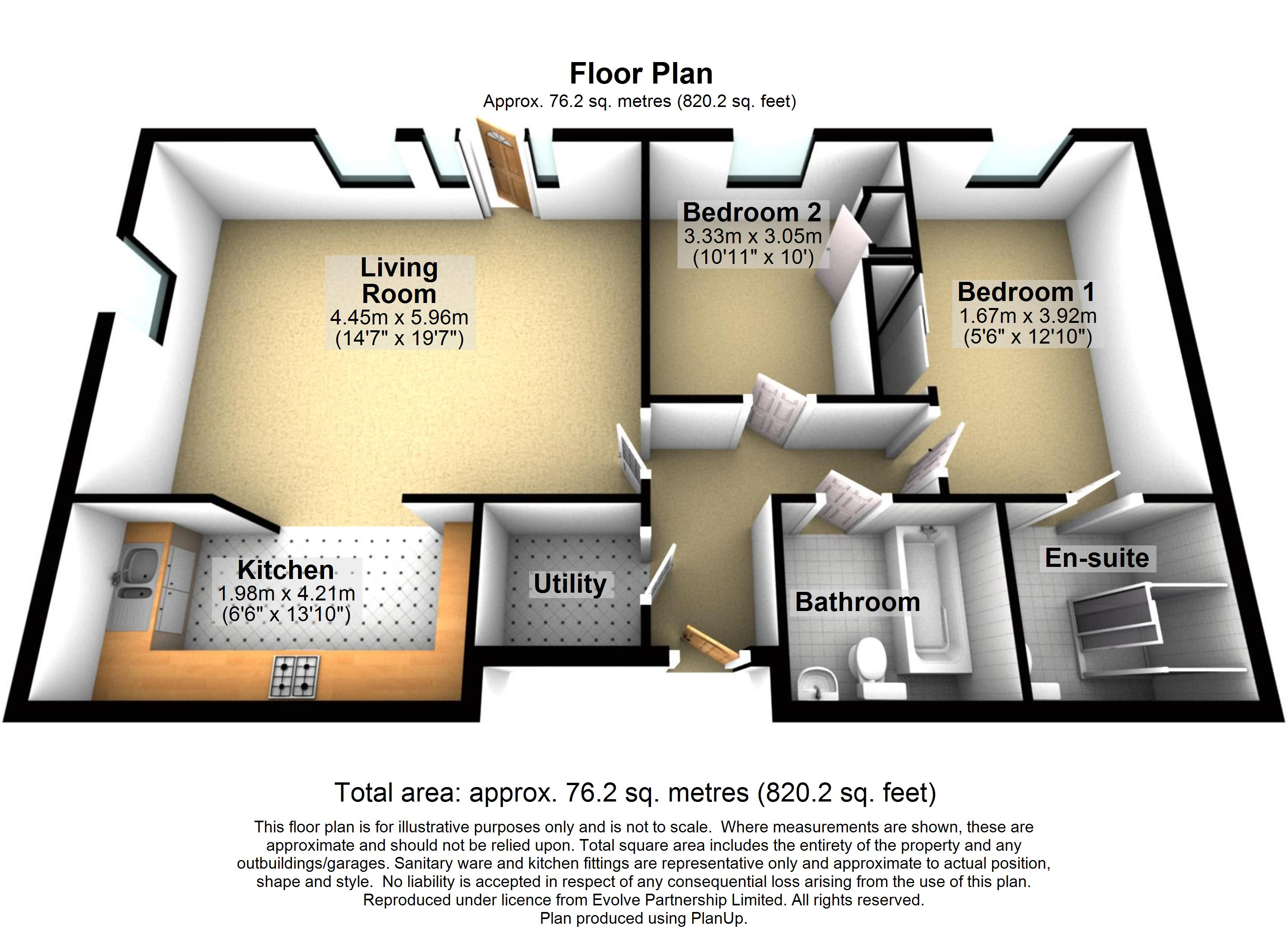 25 Ravens Court Floorplan