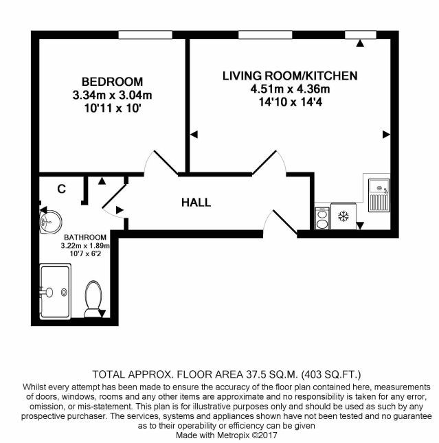 17 Alexander Hall Floorplan