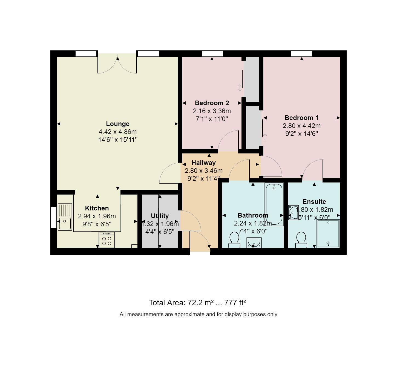 19 Wildwood Court Floorplan