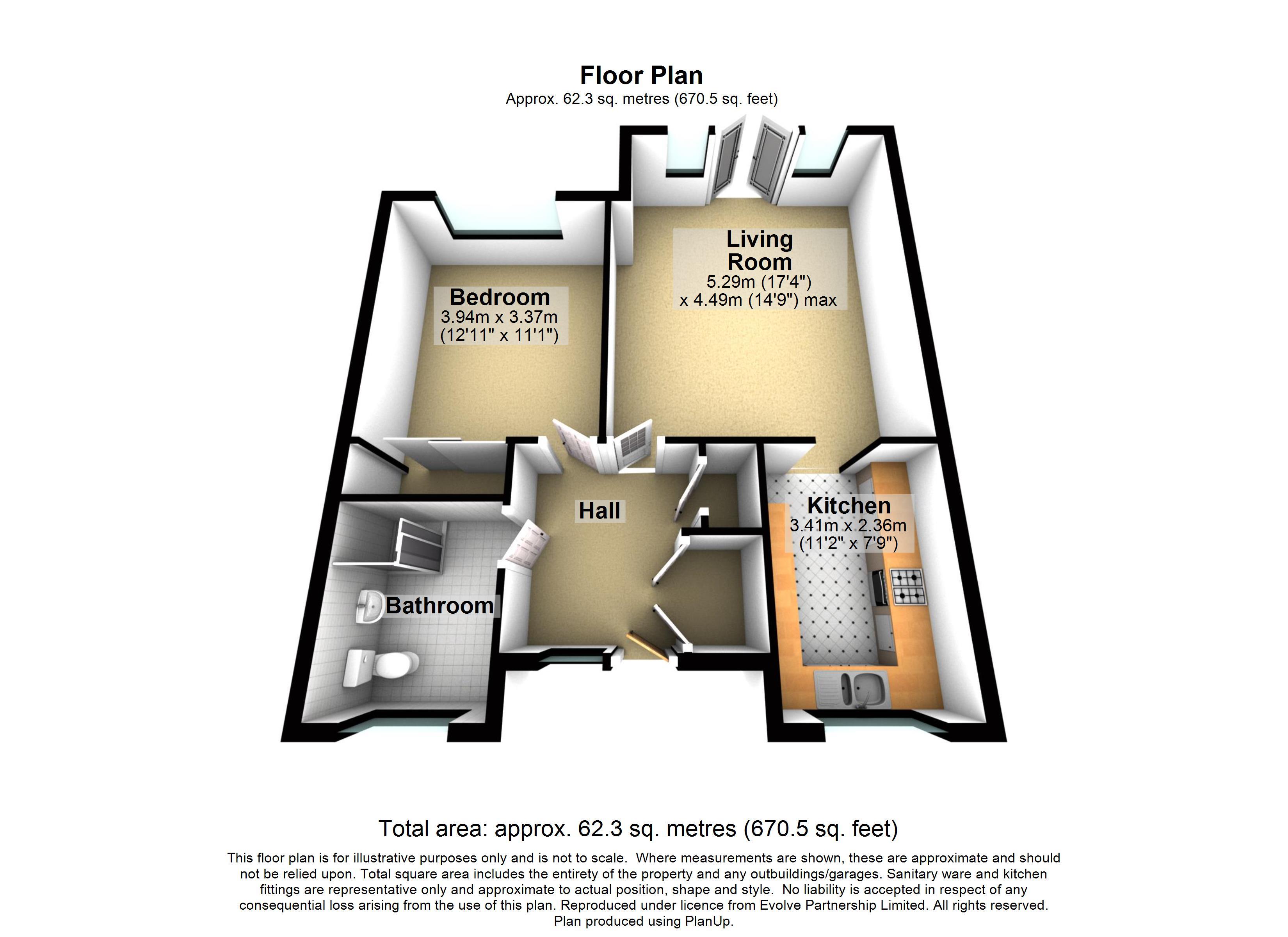 2 Lavender Mews Floorplan