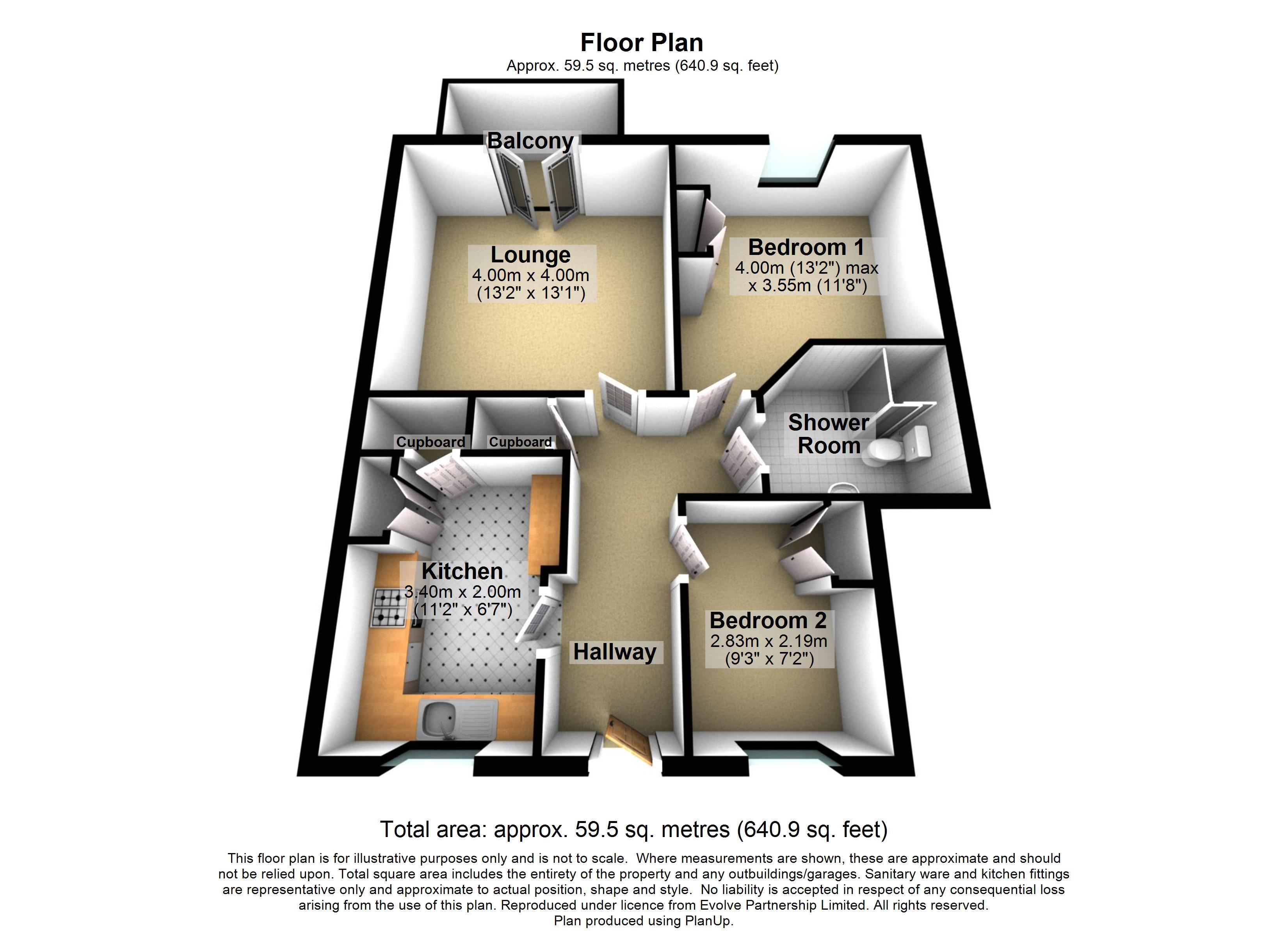 43 Greeb House Floorplan