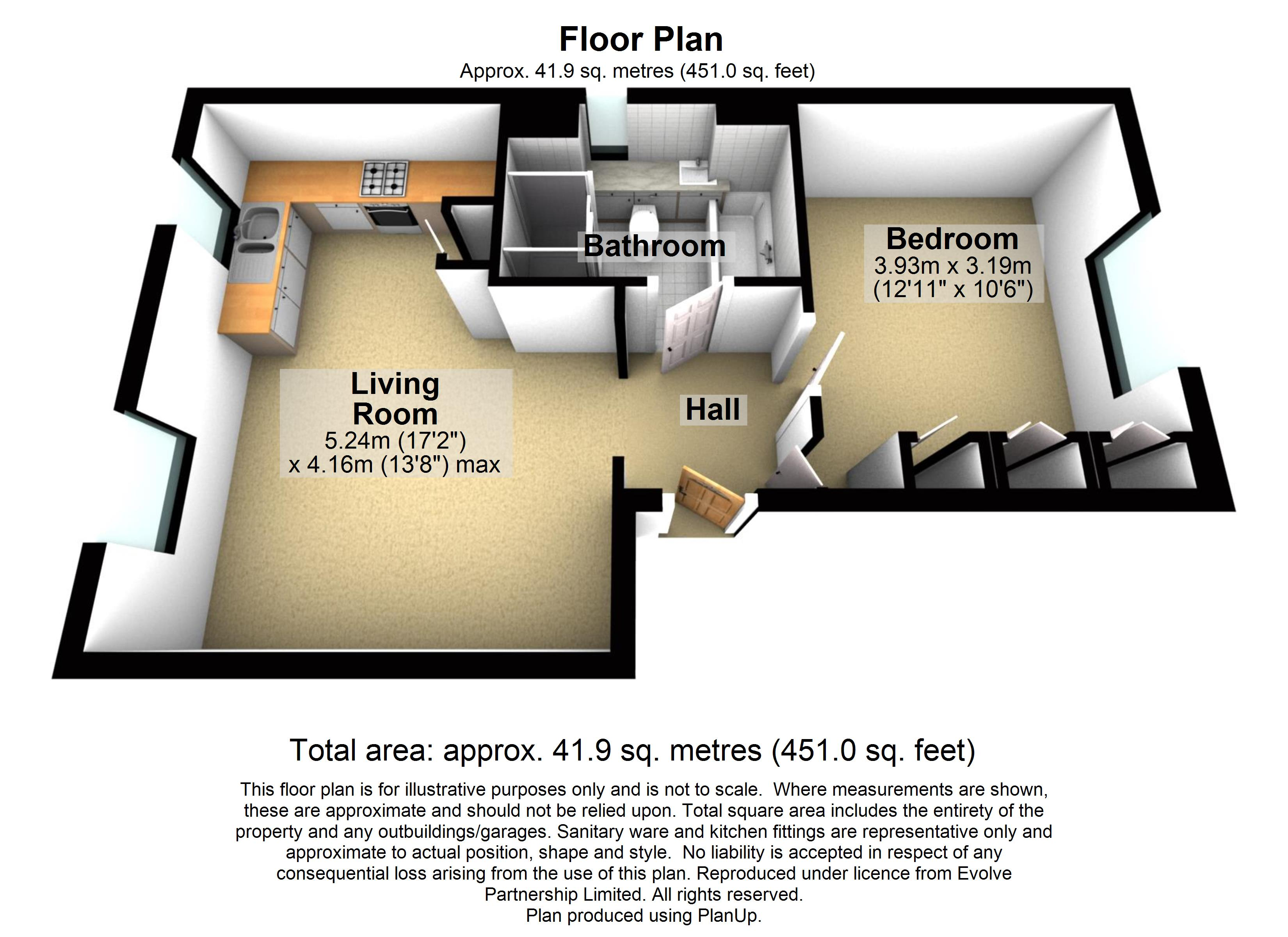 12 Loxford Court Floorplan