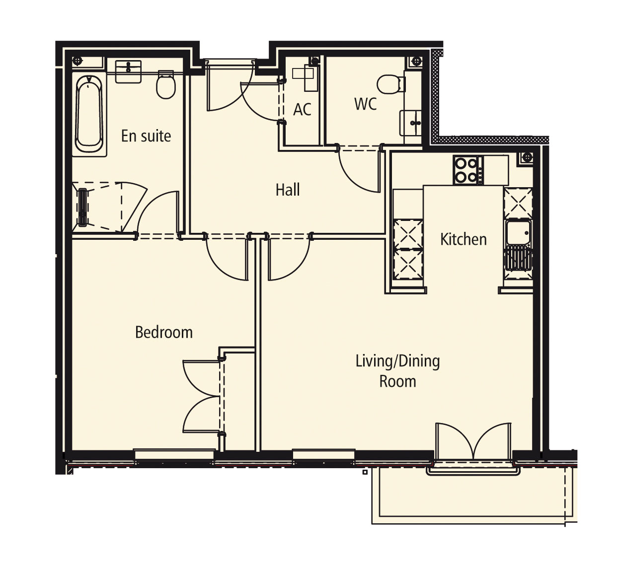 9 Arun House Floorplan