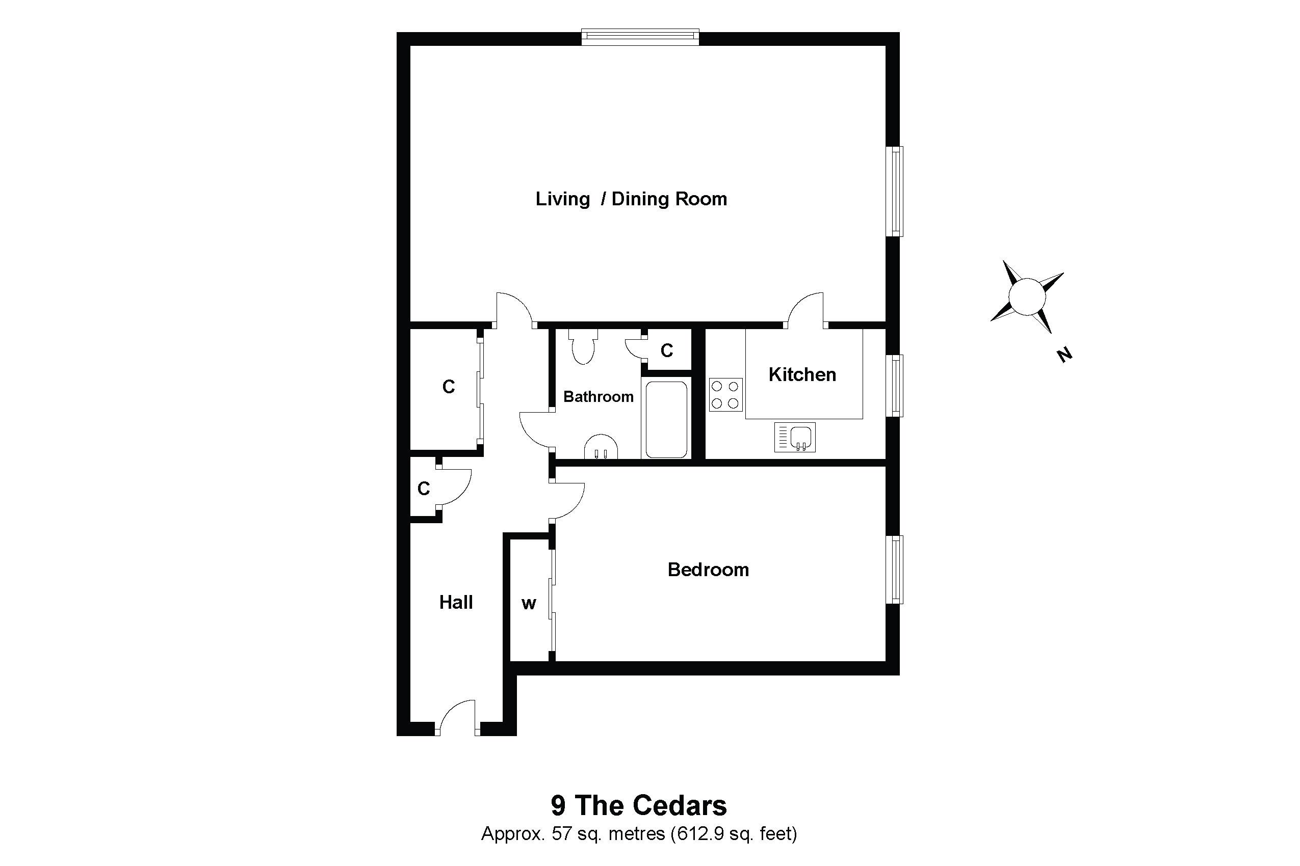 09 The Cedars Floorplan