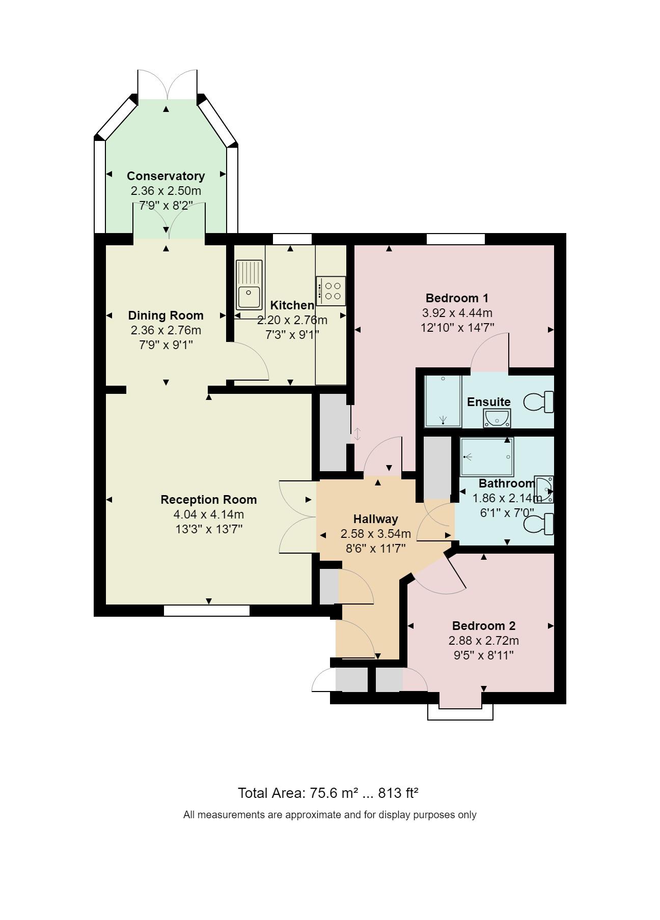 17 Finch Green Floorplan